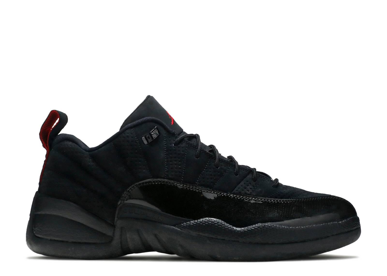 """air jordan 12 retro low """"Black Patent"""""""