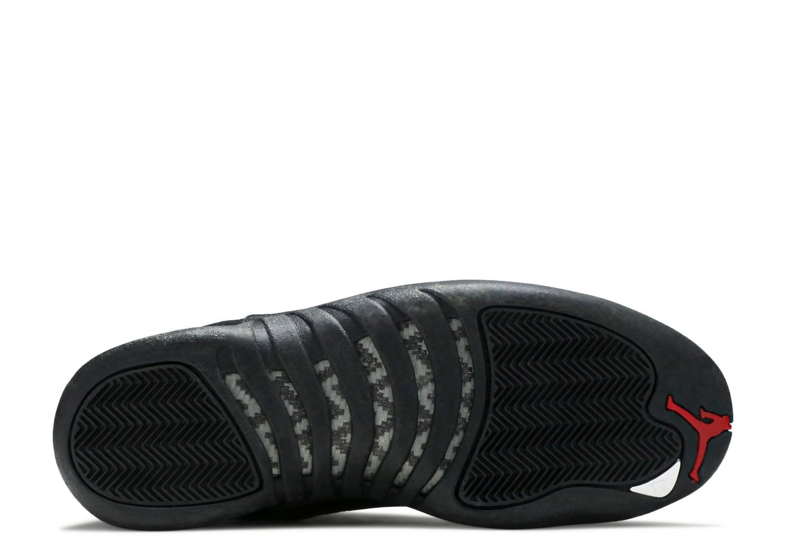 c8428a422baa Air Jordan 12 Retro Low - Air Jordan - 308317 001 - black varsity ...