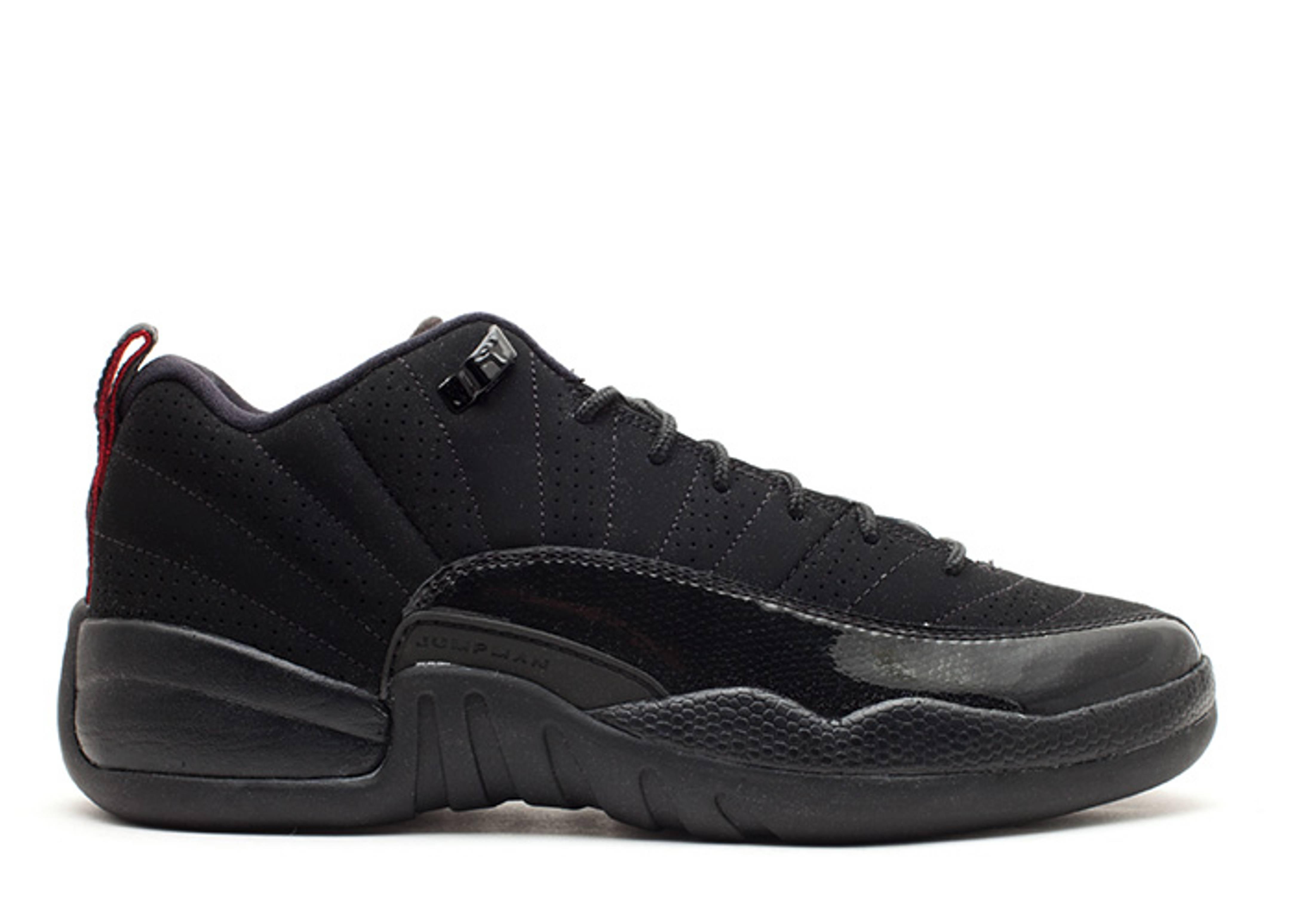 042ed0ecac60 Air Jordans Retro Low Gs Black white Air Jordans Retro Low Top ...