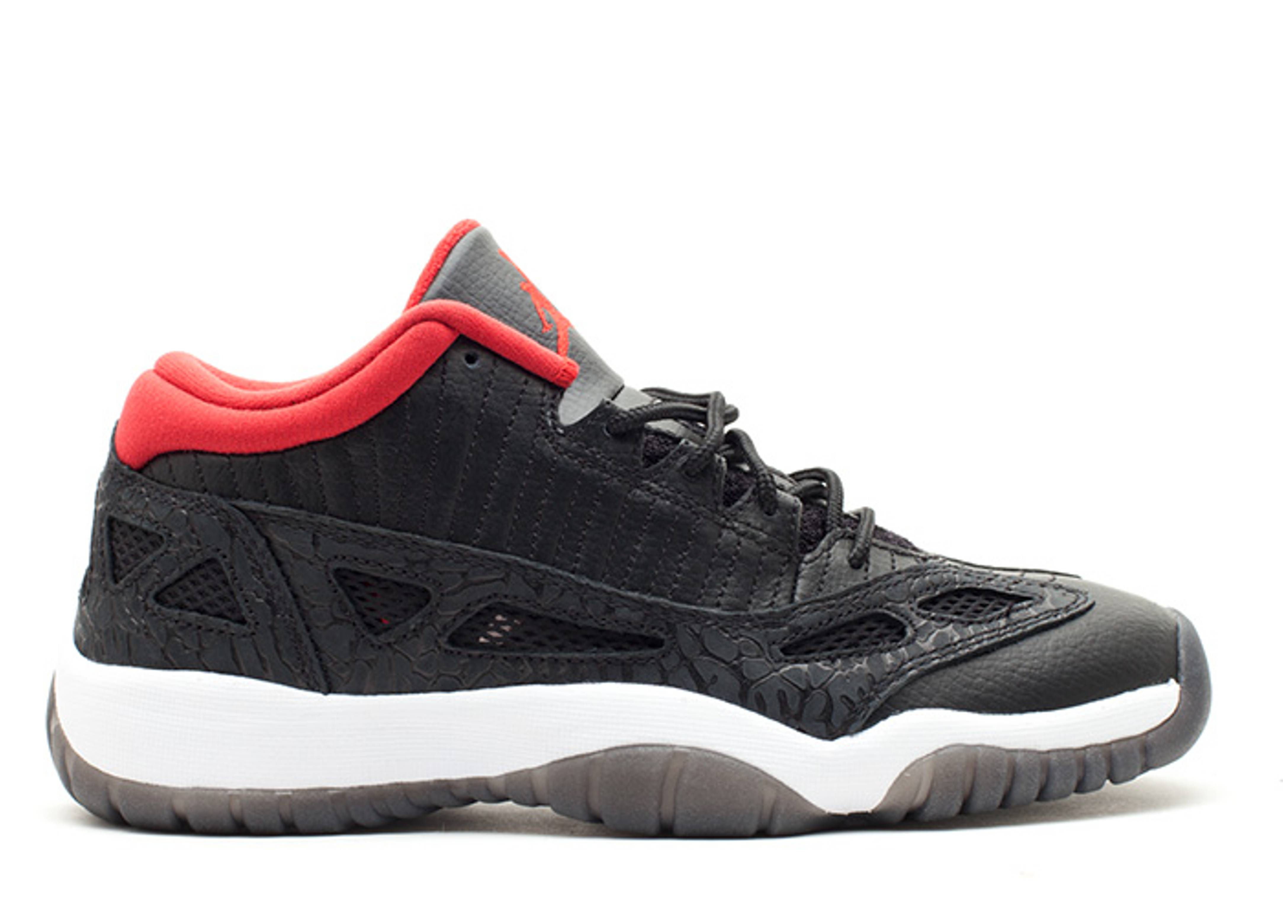 "air jordan 11 retro low (gs) ""2011 release"""