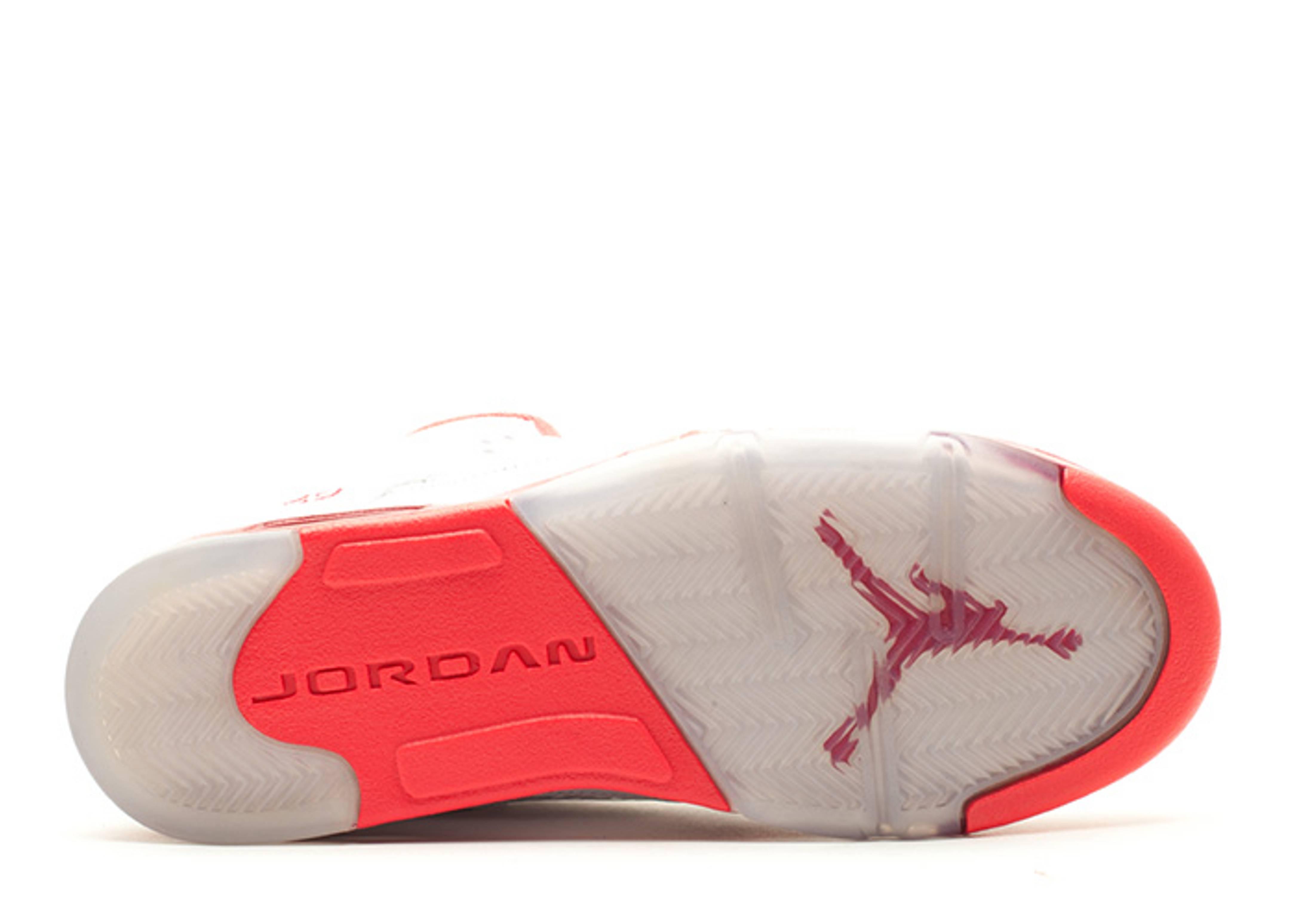 538ae10b3ae9ac ... 2011 Nike Air Jordan V 5 Retro White Legacy Red Scarlet Fire 6Y Bape  Supreme DMP girls air jordan 5 retro (gs) ...