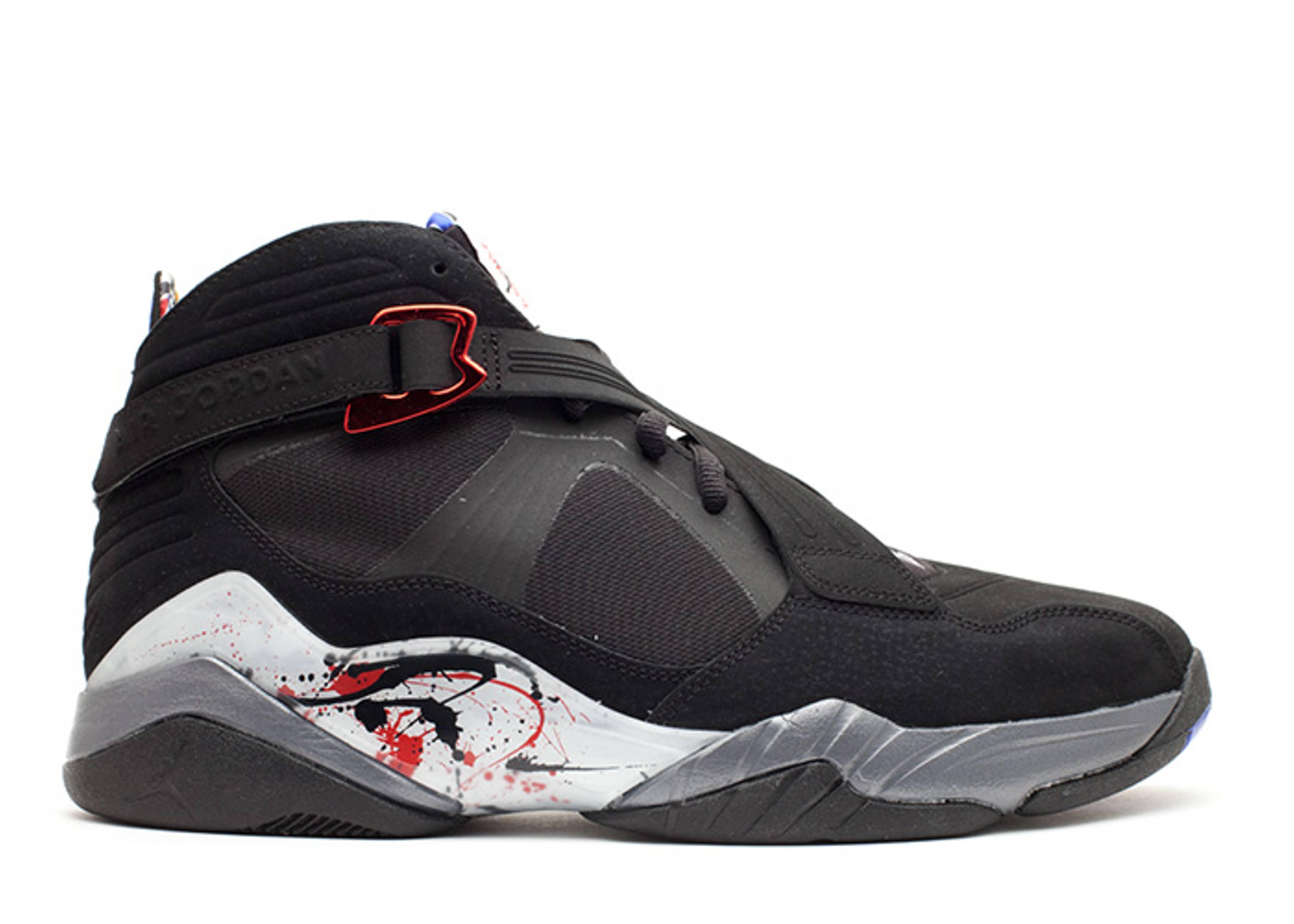 Nike Air Jordan 9.5 Shoe Sneaker 467807-010 8.0 VIII OG Retro Varsity Red Flint