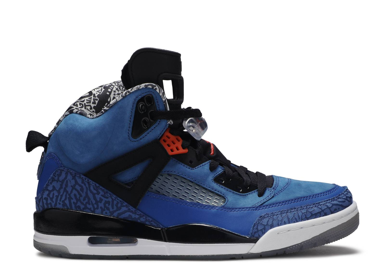 "jordan spiz'ike ""new york knicks"""