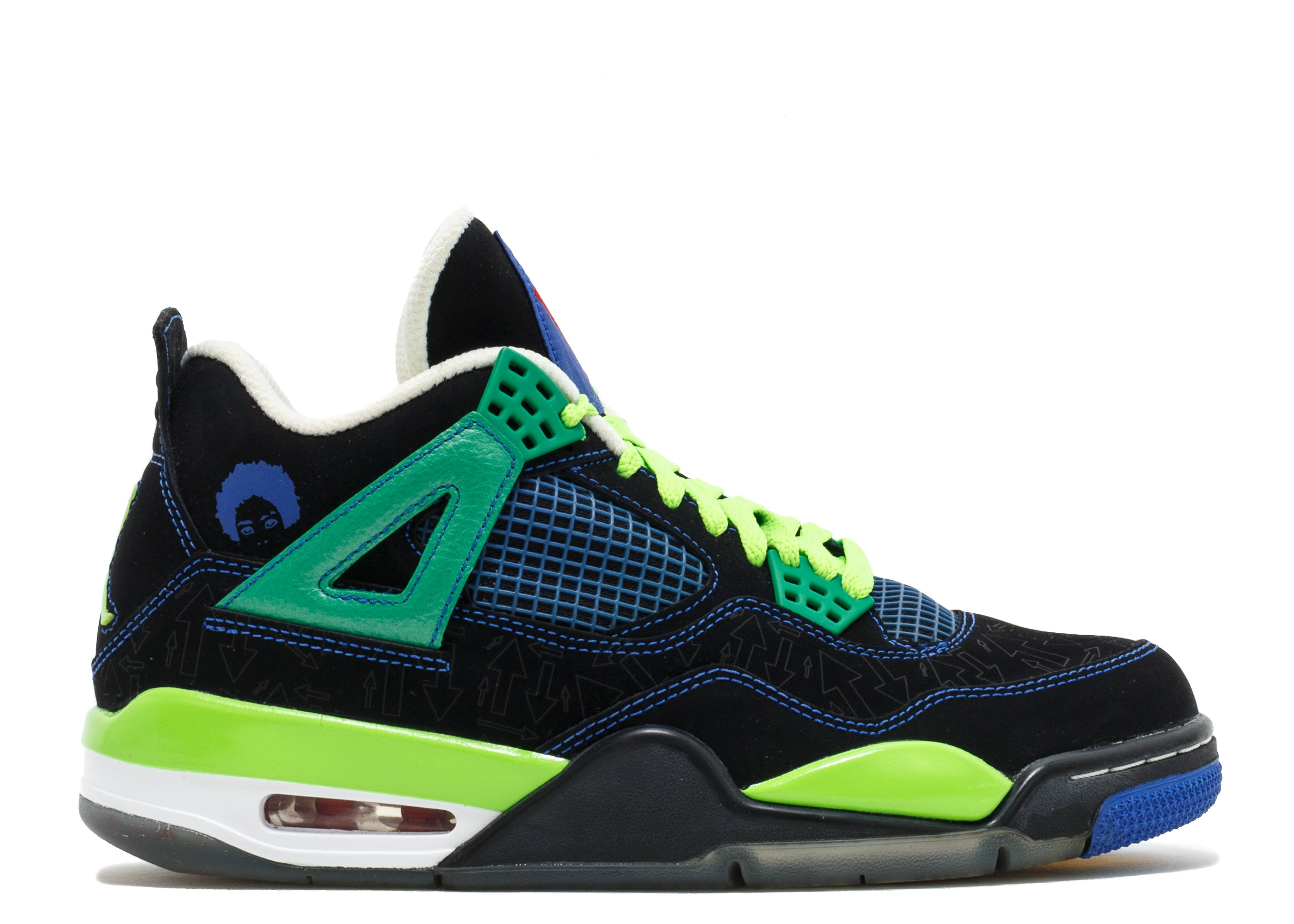 "air jordan 4 retro db ""doernbecher"""