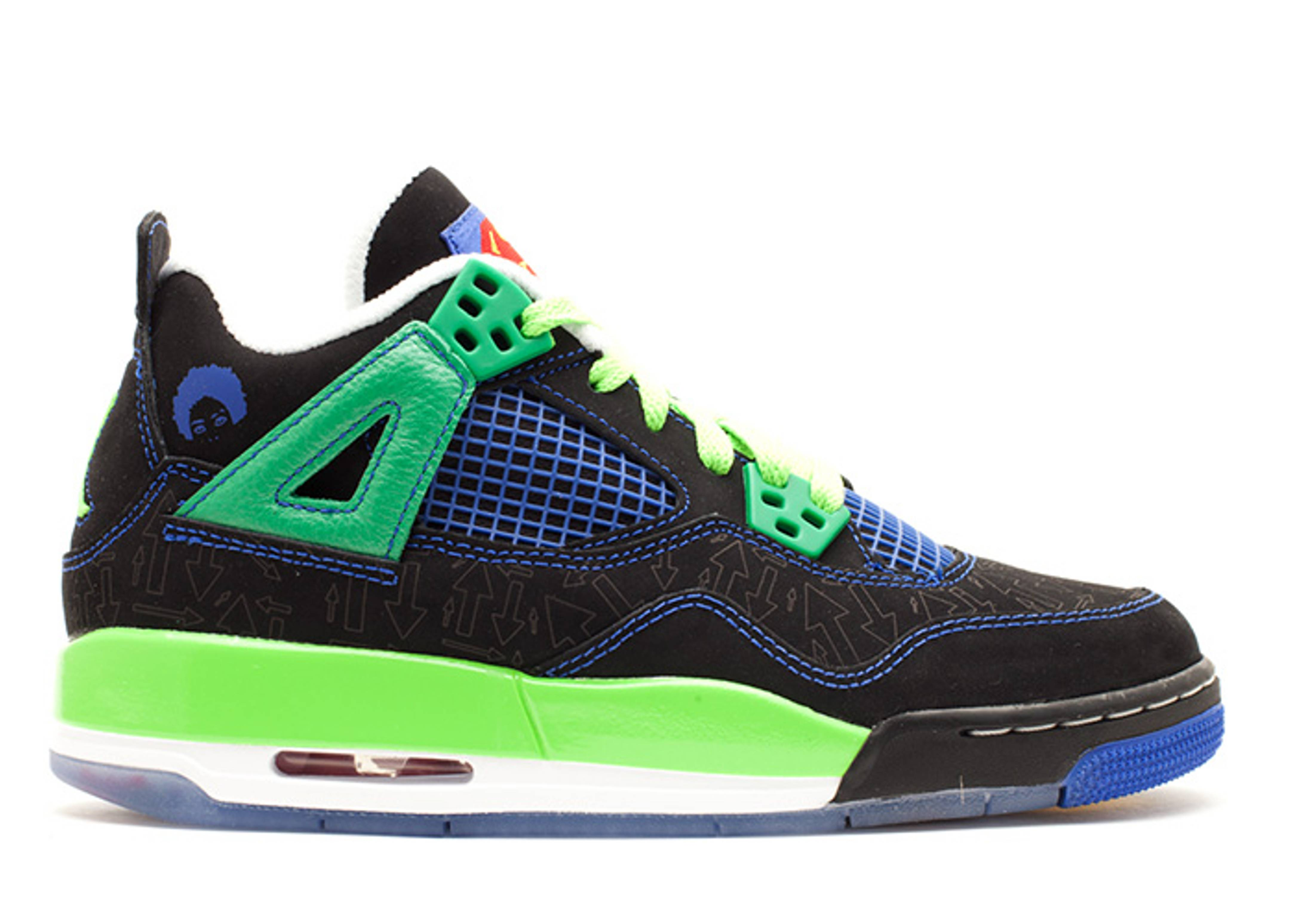 "air jordan 4 retro db (gs) ""doernbecher"""