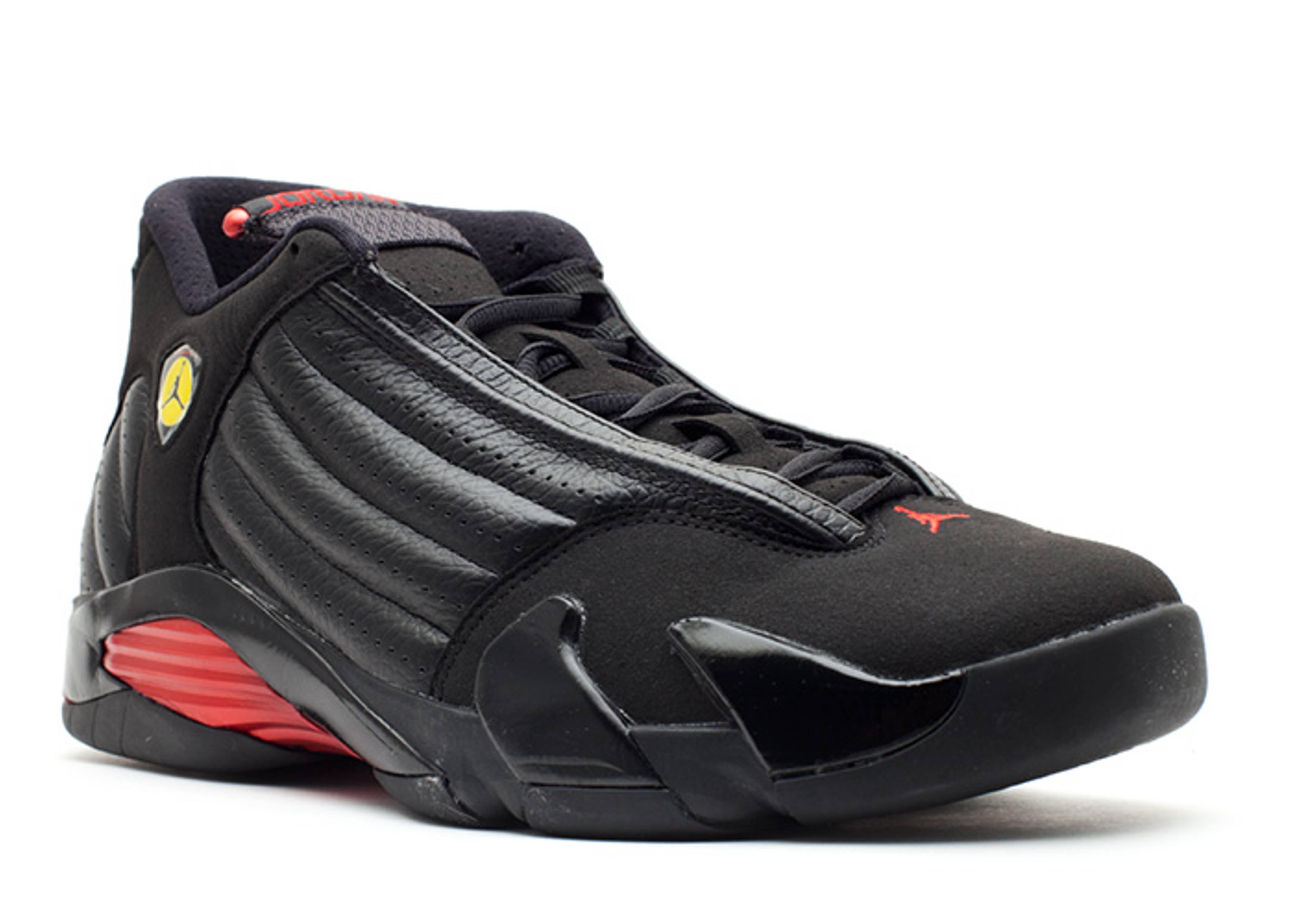 Jordan Last Shoes