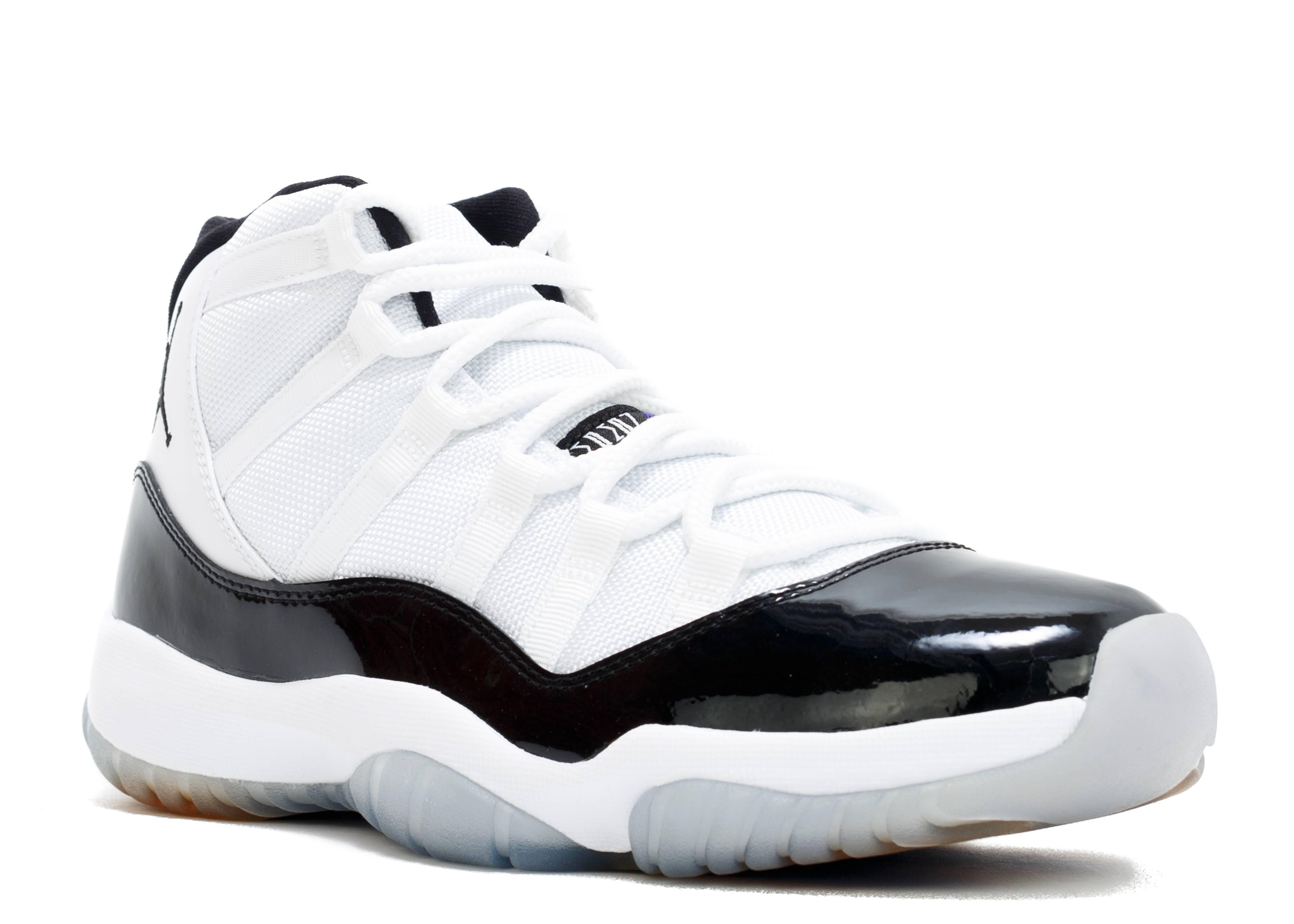 separation shoes 87c0b 2ea17 basket air jordan 11 retro concords