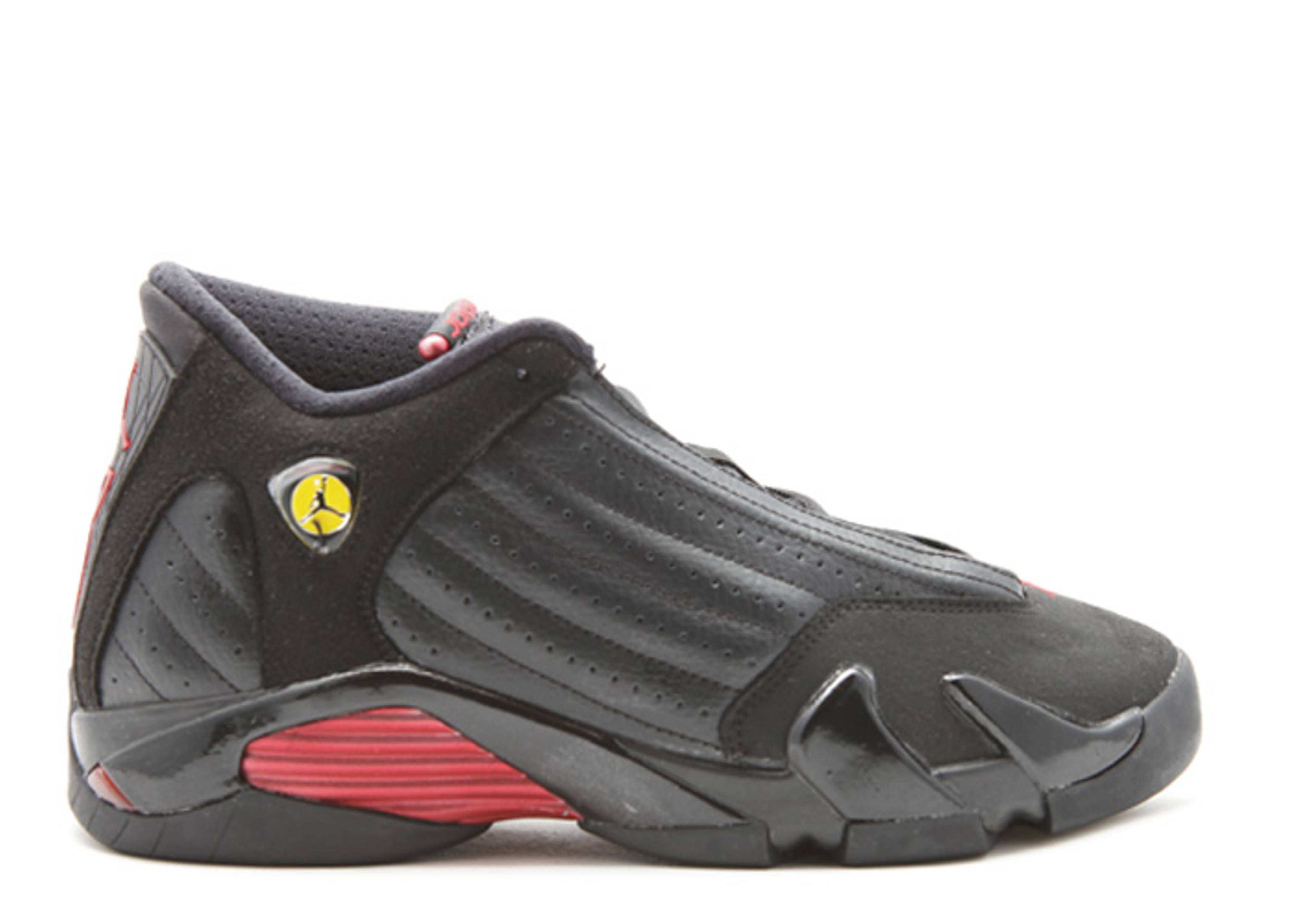 "air jordan 14 retro (gs) ""last shot 2011 release"""