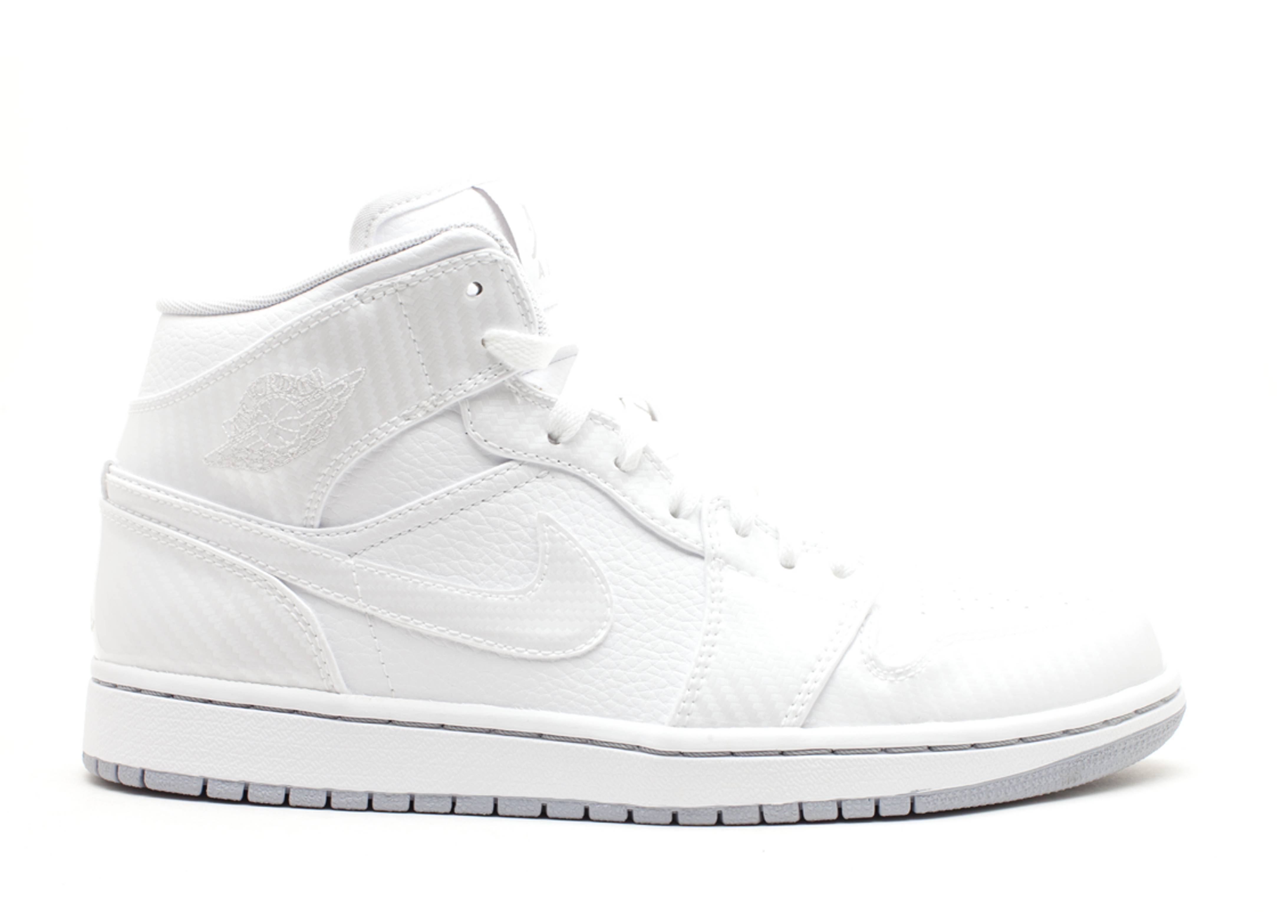 Air Jordan 1 Phat - Air Jordan - 364770 102 - white wolf grey-white ... f89fdfc5dbf9