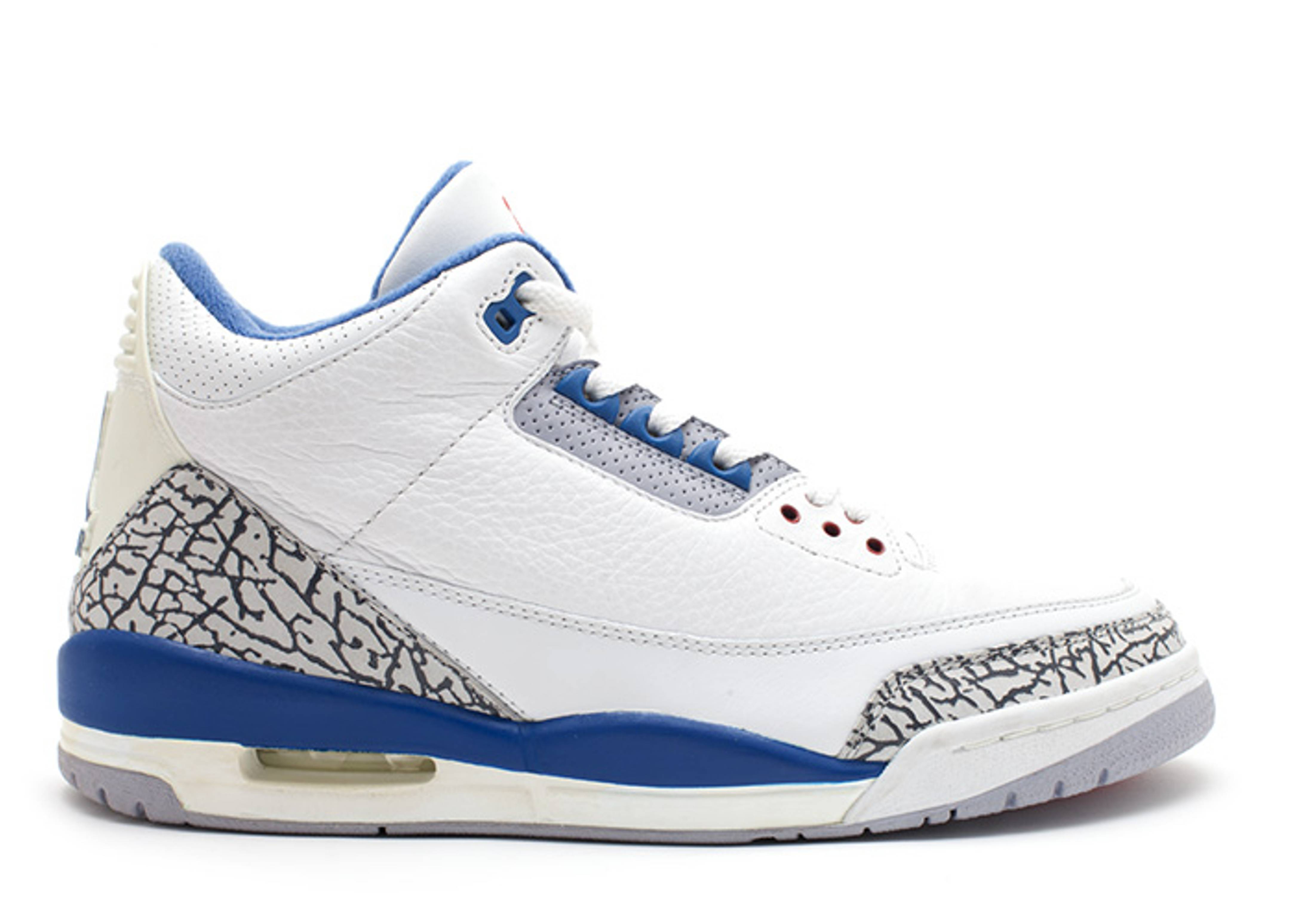 "air jordan 3 retro ""sample"""