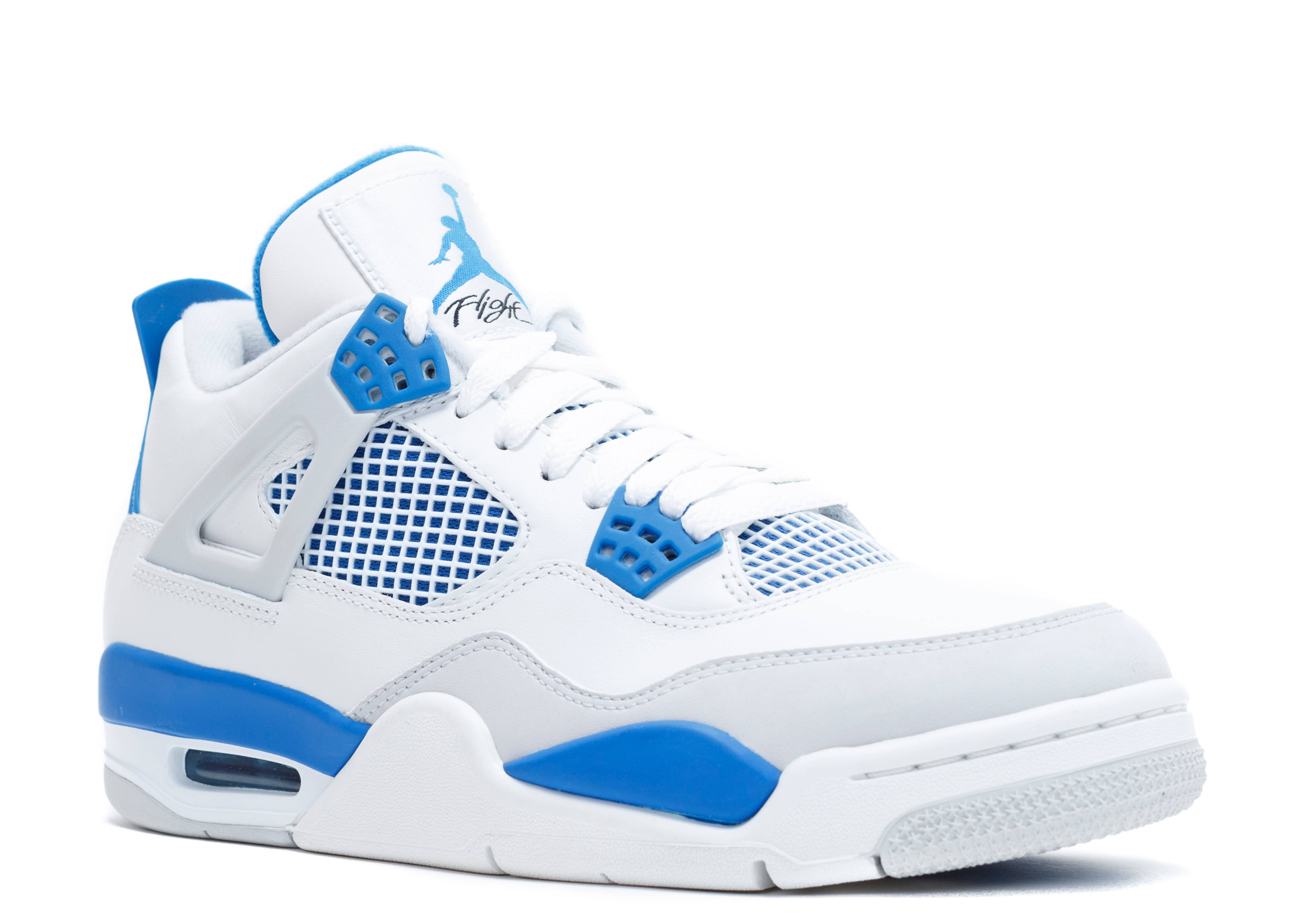 official photos 666e6 b607c Online Cheap 2015 Nike Jordan 4 Cheap sale Military Blues ...