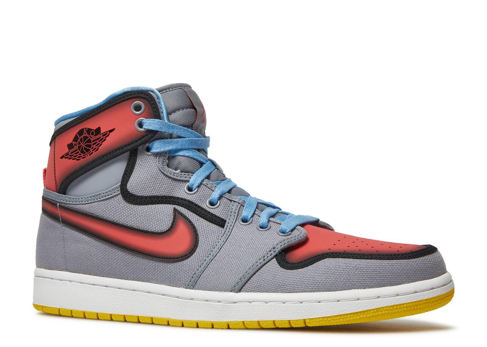 Jordan  Retro Ko Hi Men Shoes On Feet