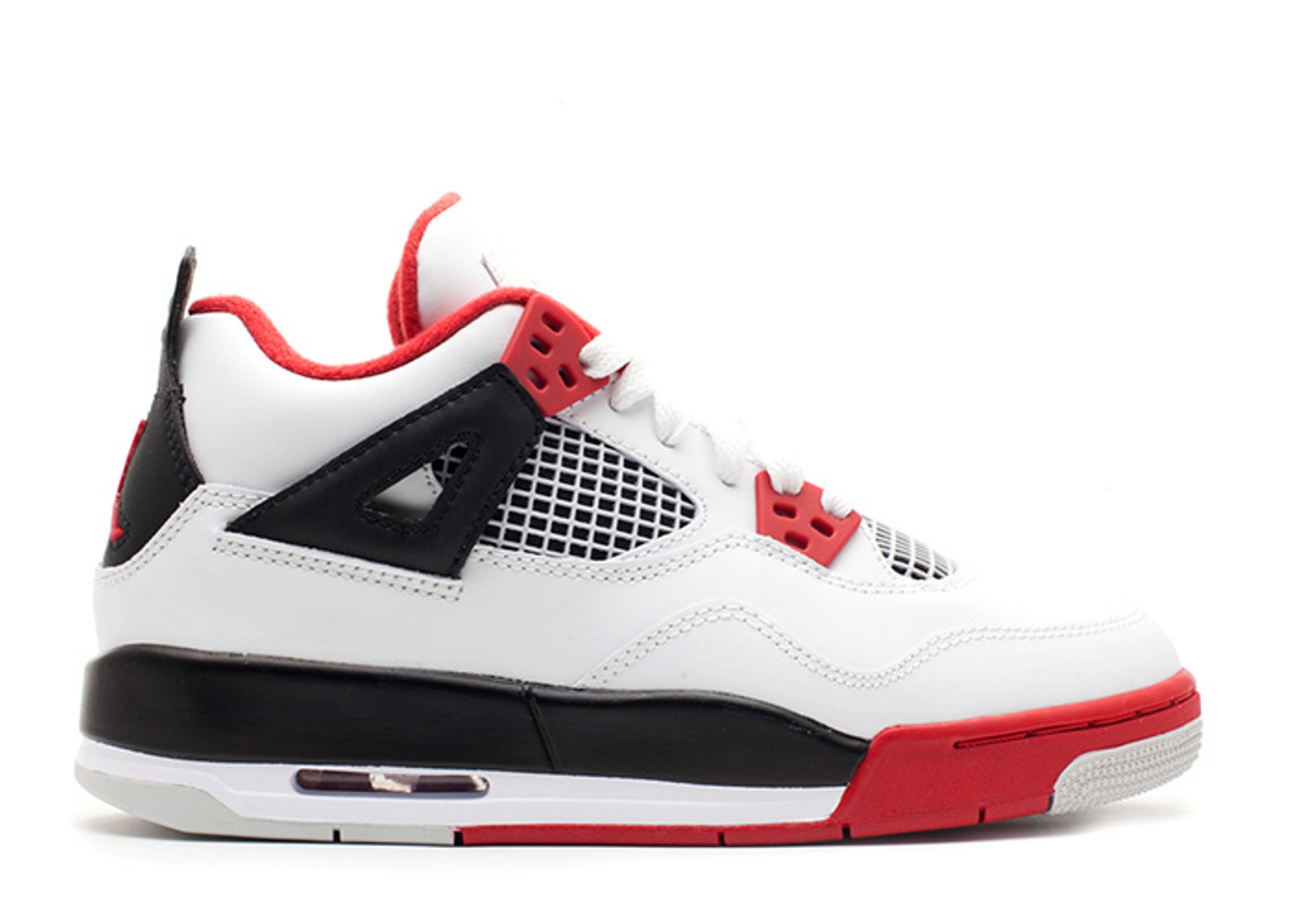 "air jordan 4 retro (gs) ""2012 release"""
