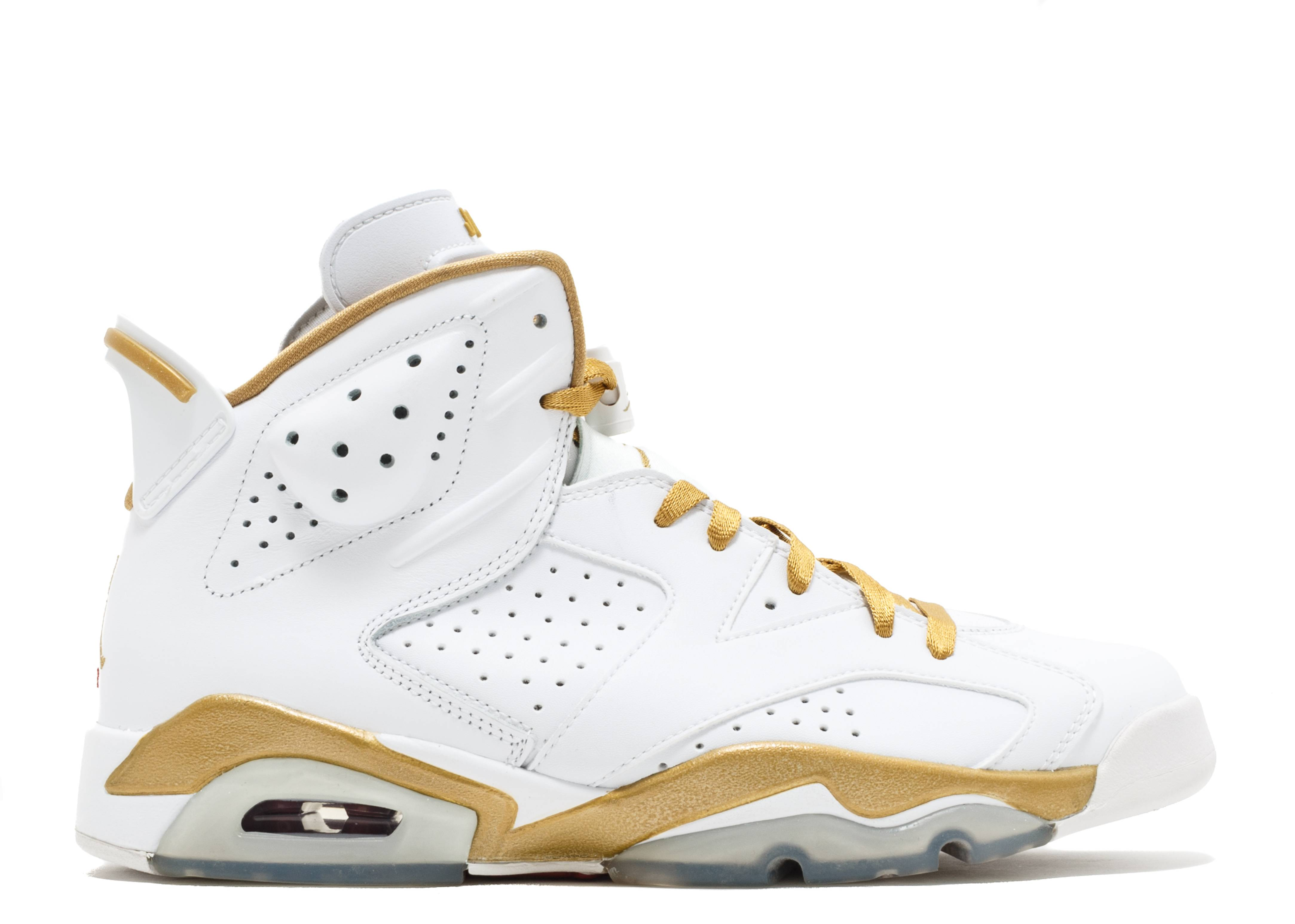 "air jordan 6 retro ""golden moments package"""