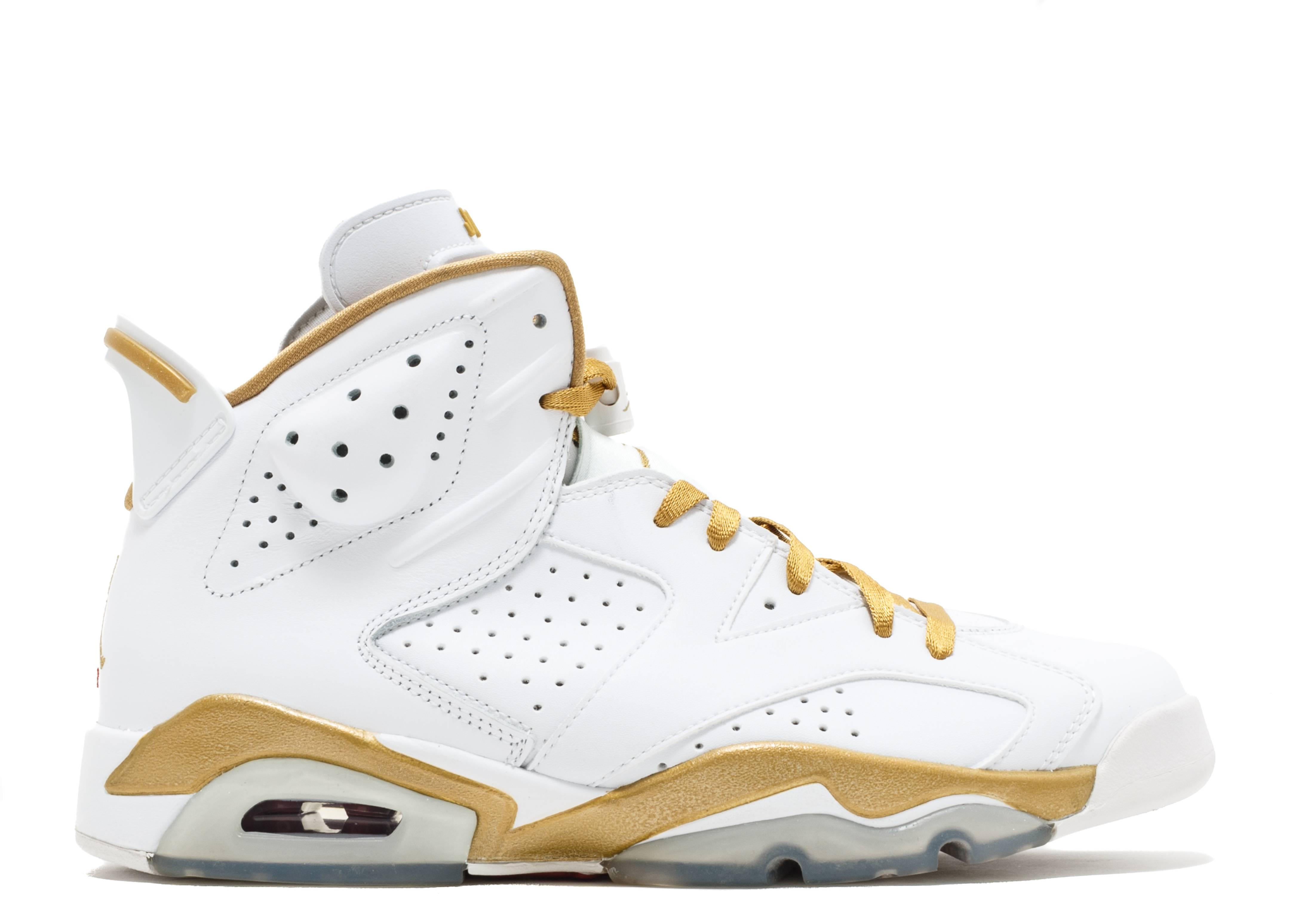 "air jordan 6 retro ""golden moments package"""