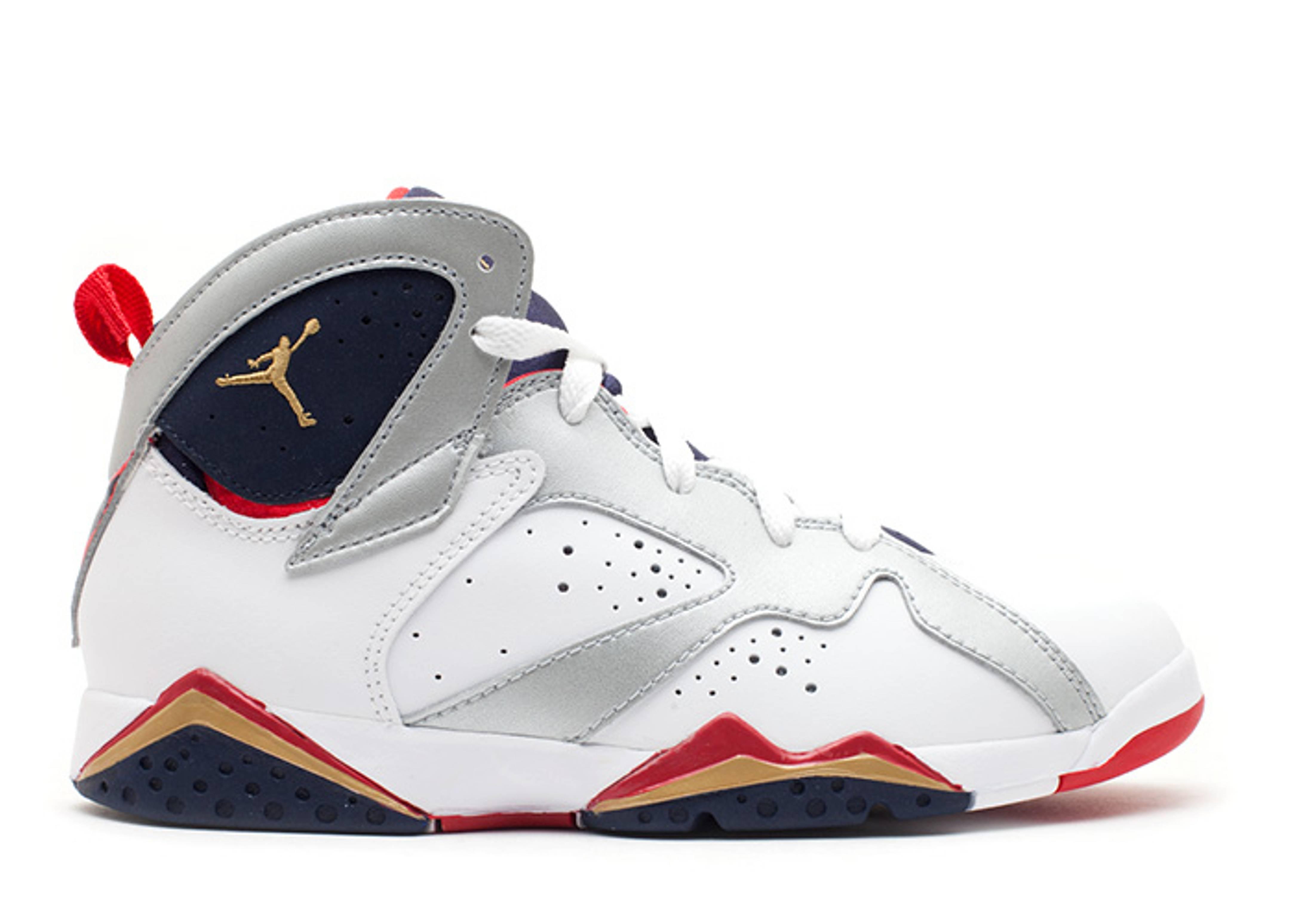 "air jordan 7 retro (ps) ""olympic 2012 release"""