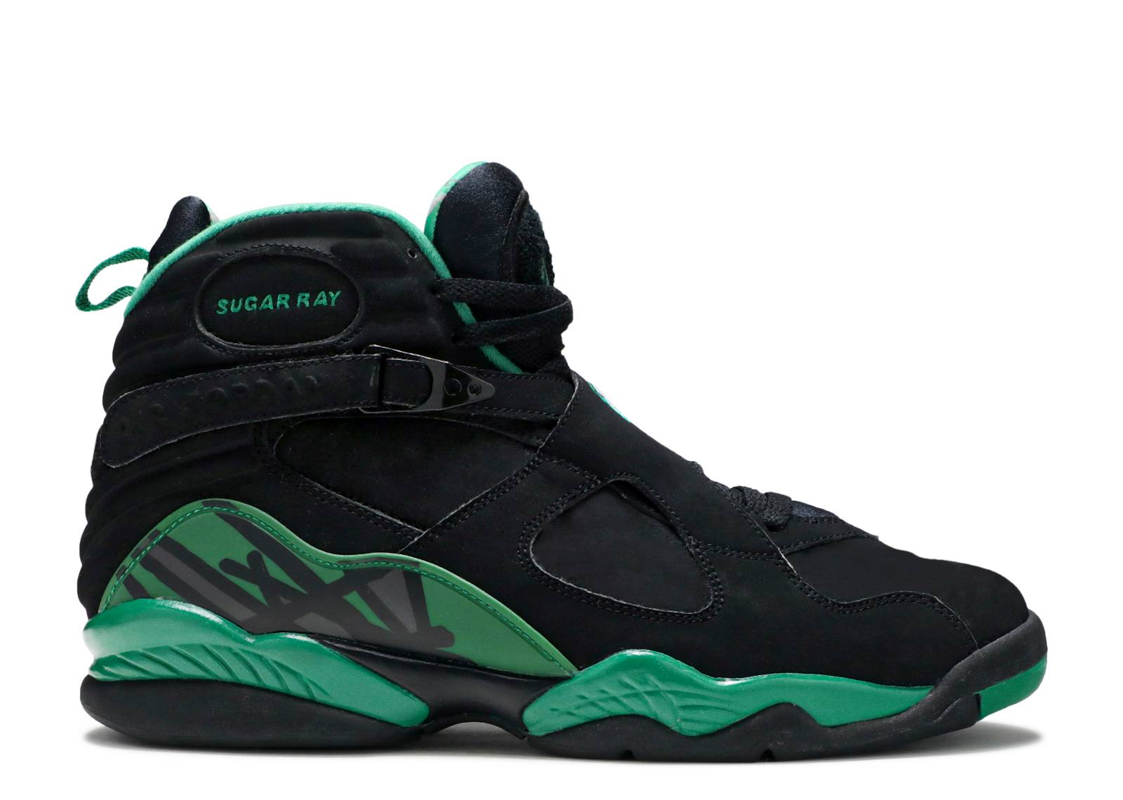 "air jordan 8 retro ""sugar ray"""