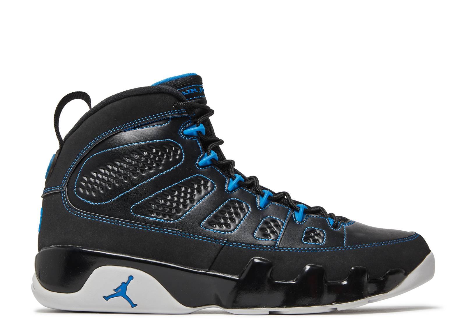 Jordan 9 Retro Black