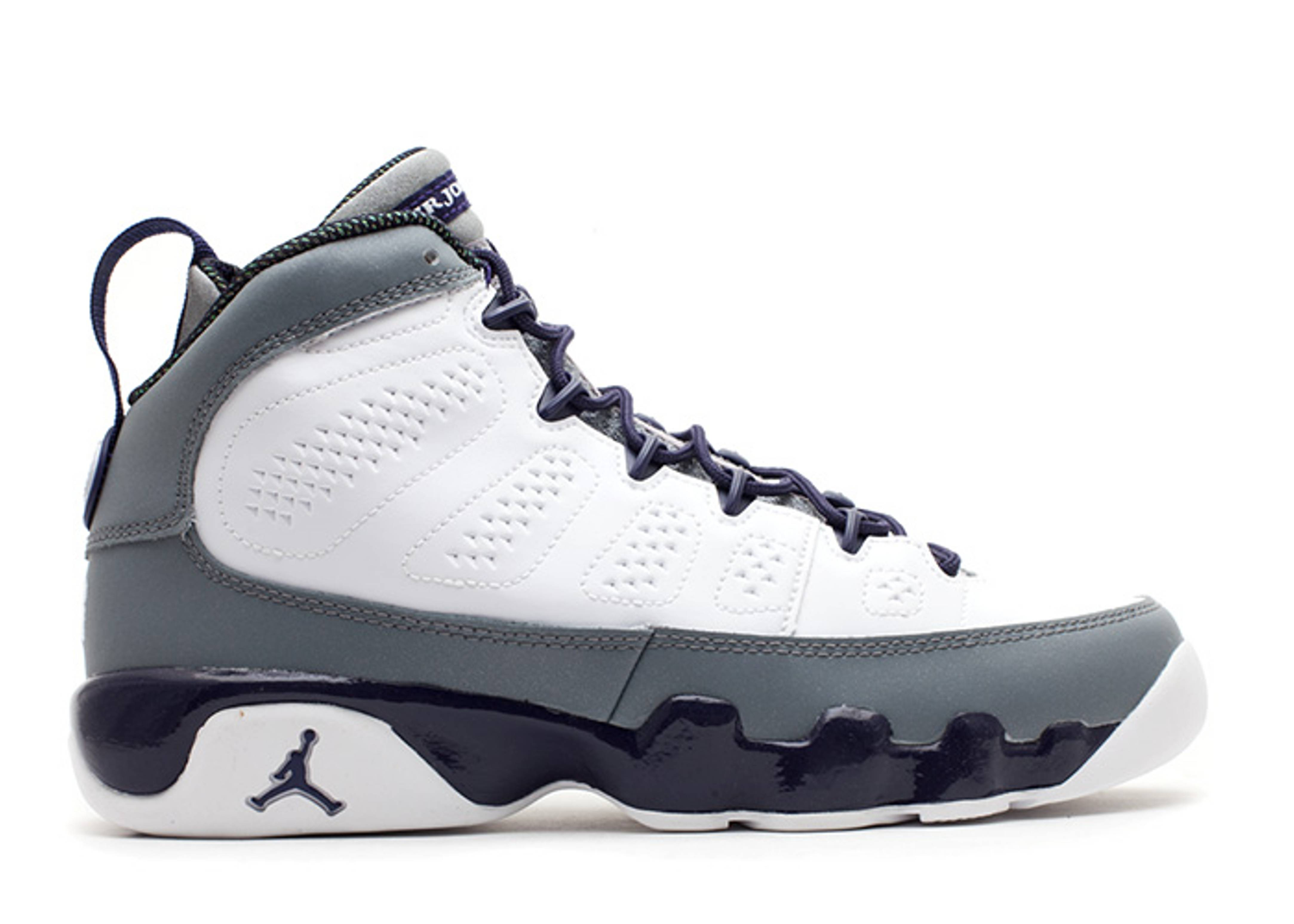 girls air jordan 9 retro (gs)