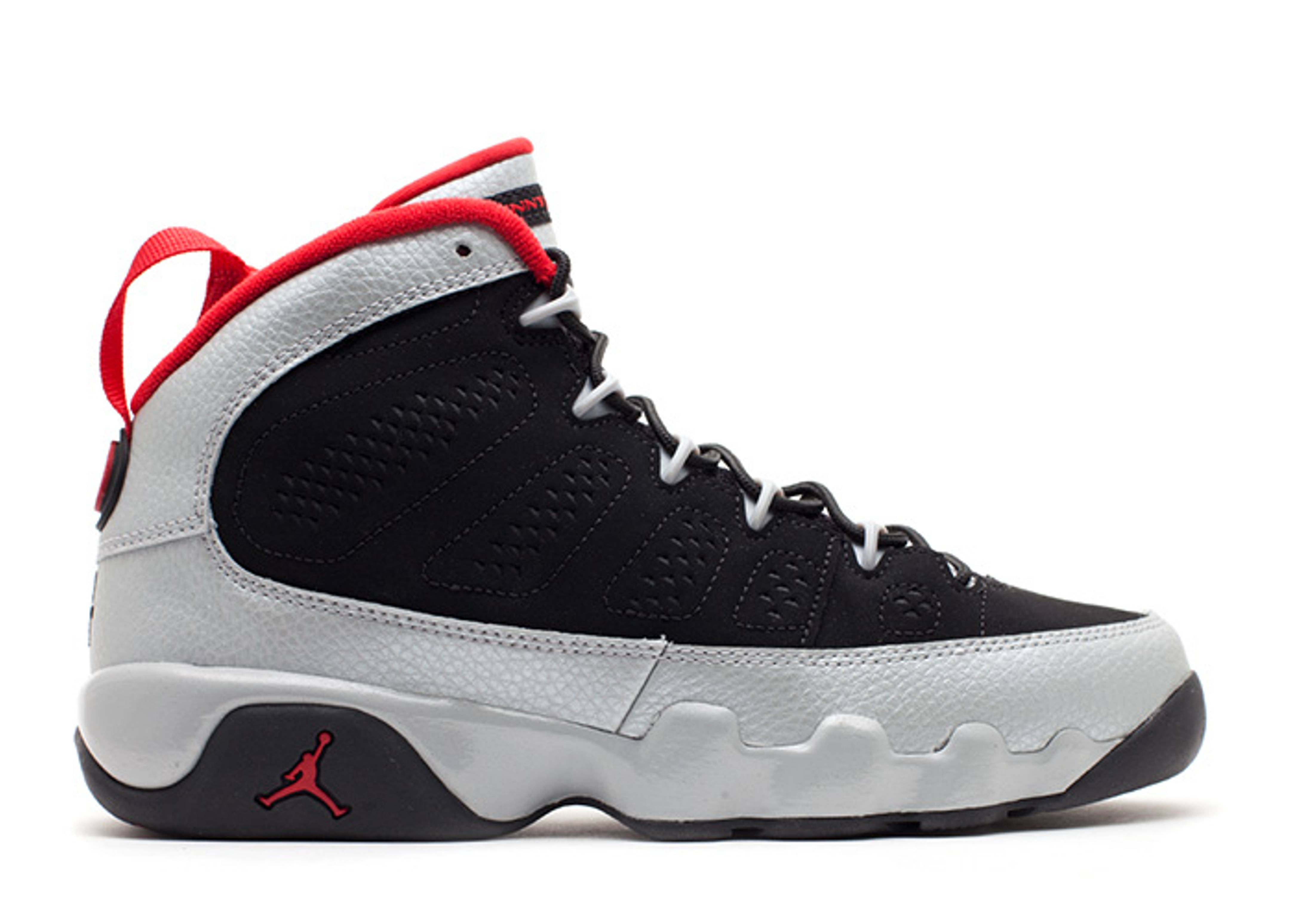 "air jordan 9 retro (gs) ""johnny kilroy"""