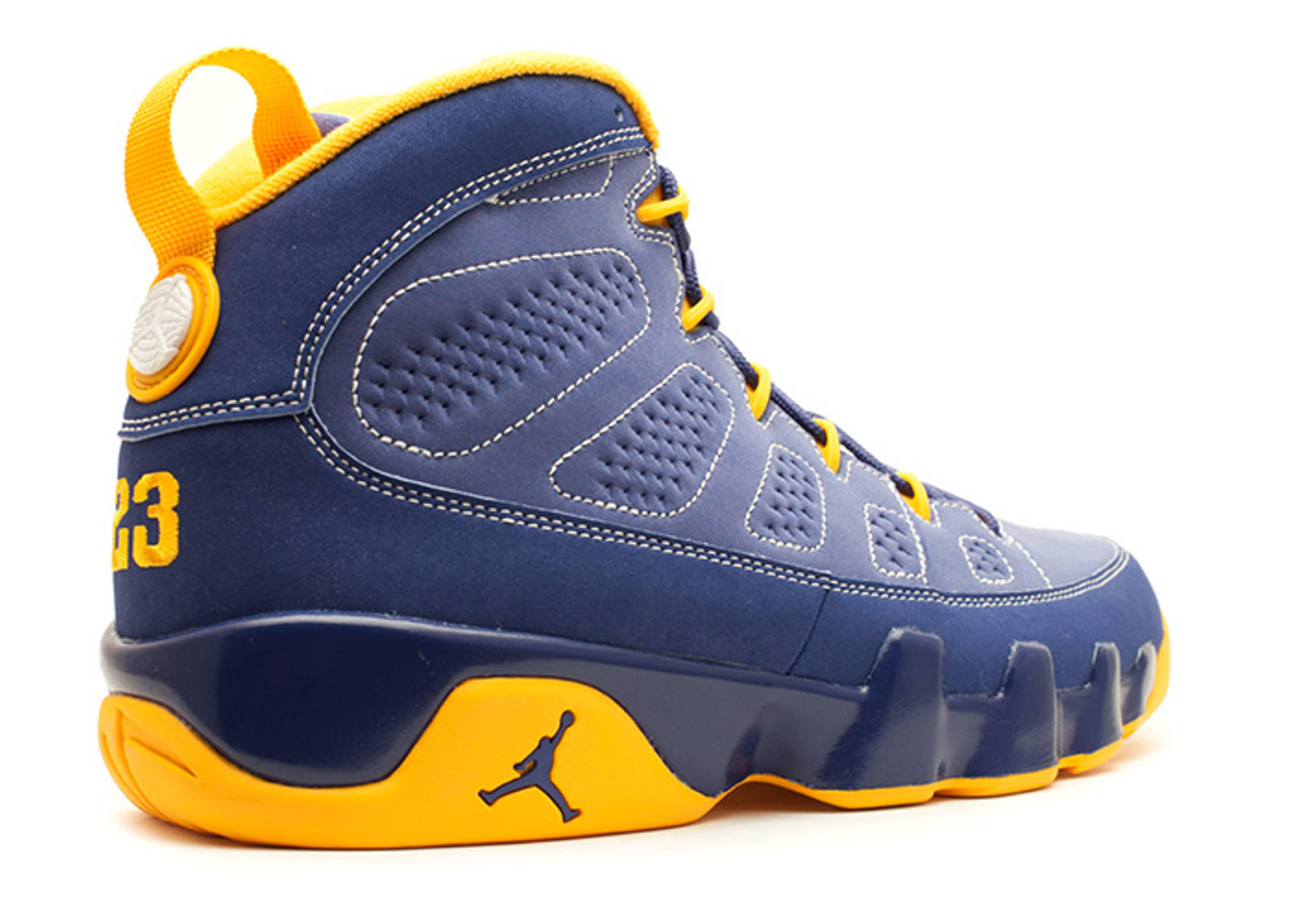 sports shoes 195b4 16e8d ... air jordan retro 9 black royal blue ...