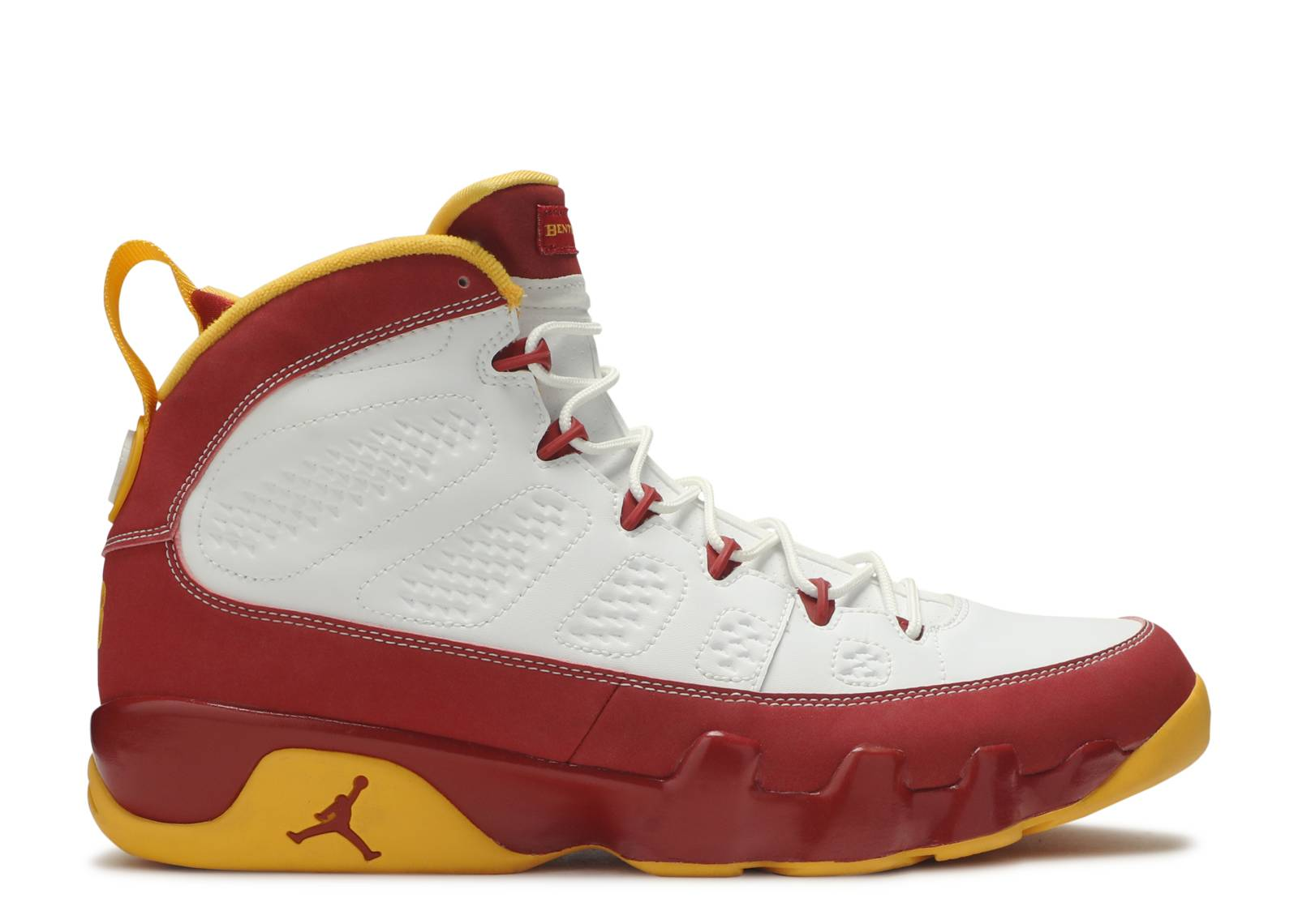 "air jordan 9 retro ""bentley ""crawfish"" ellis"""