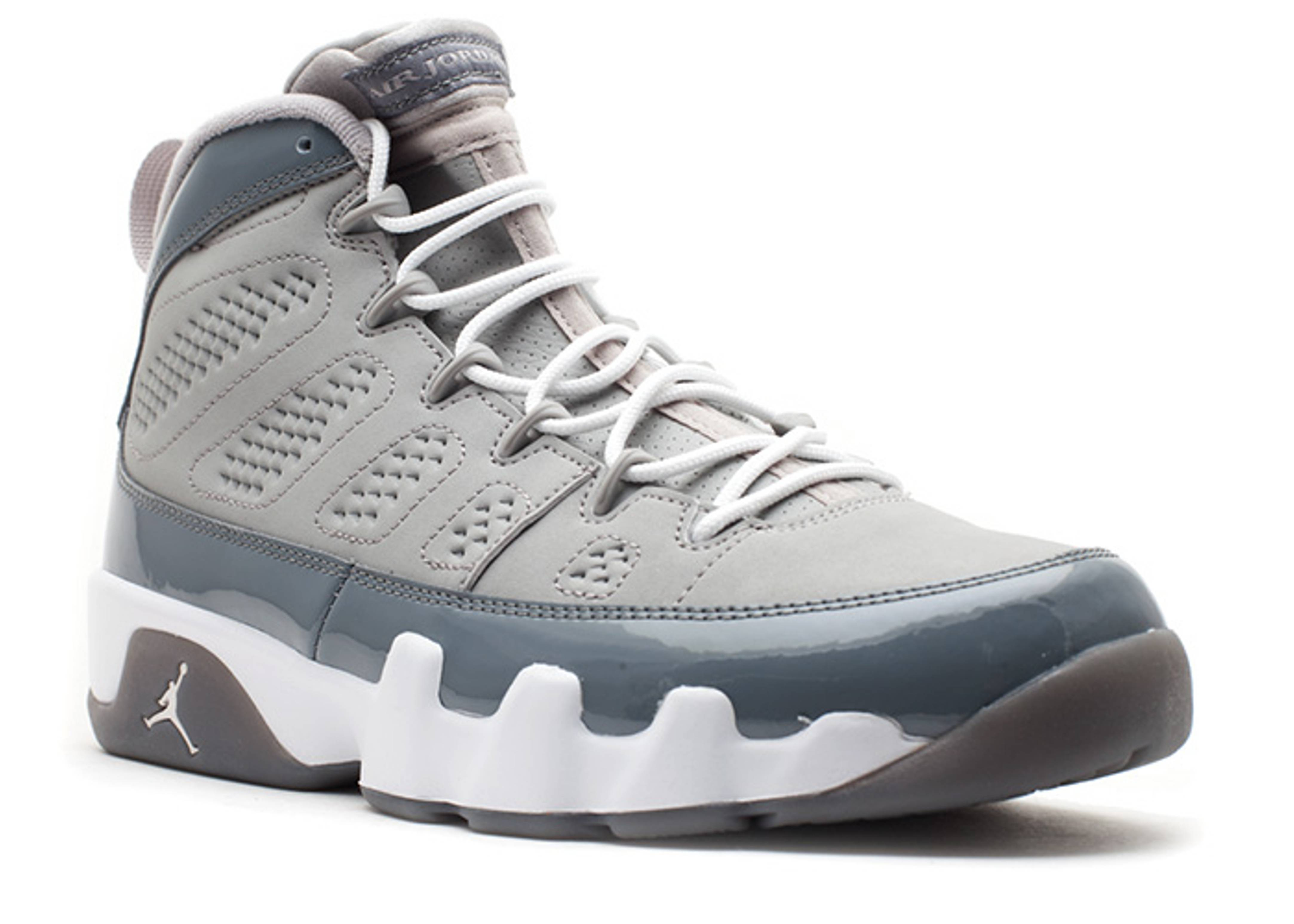 Jordan 9 Grey