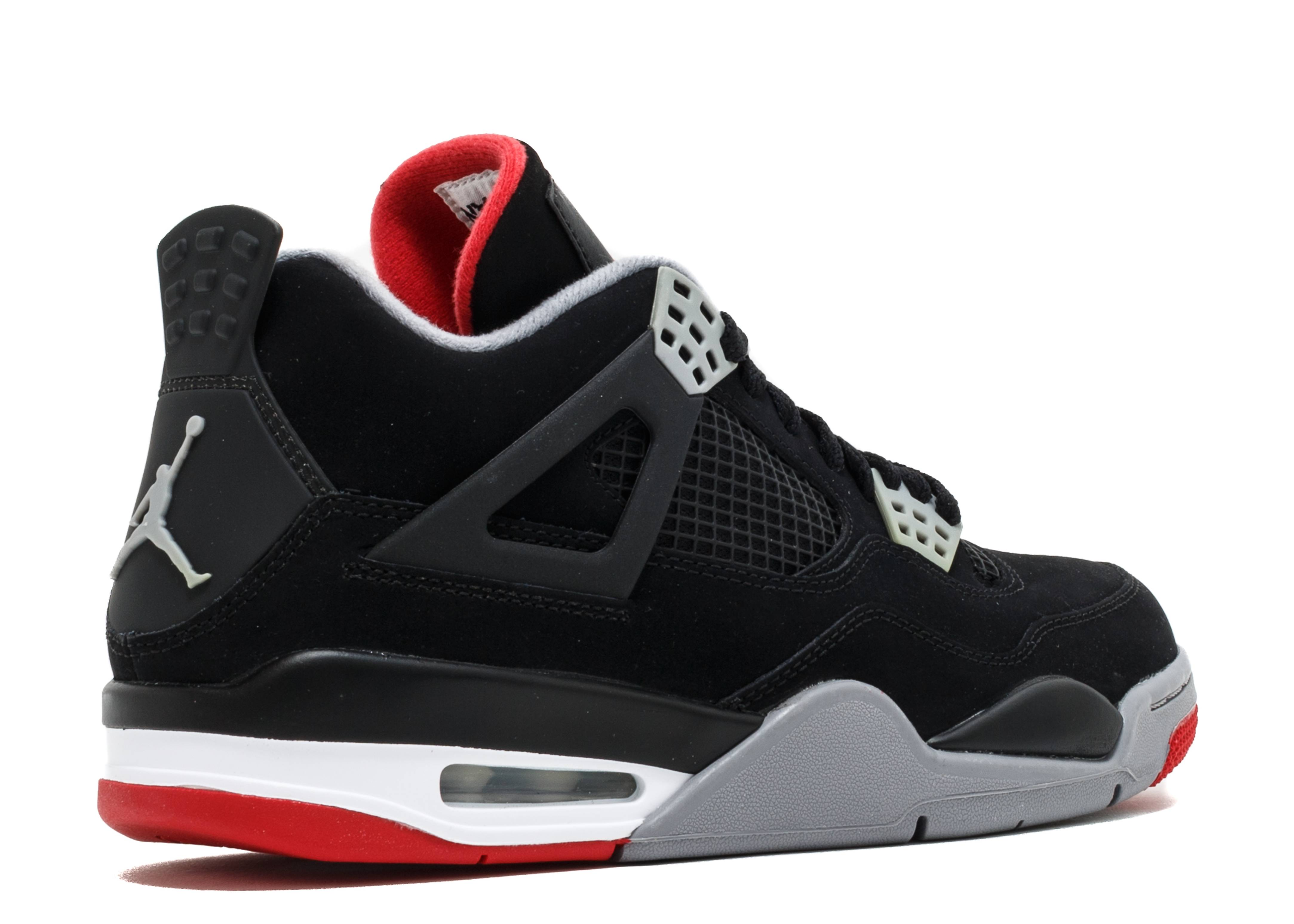 f34b8a901d5 Air Jordan 4 Bred 2012 For Sale Cheap Size 4 Lebron 11 Shoes Kids ...