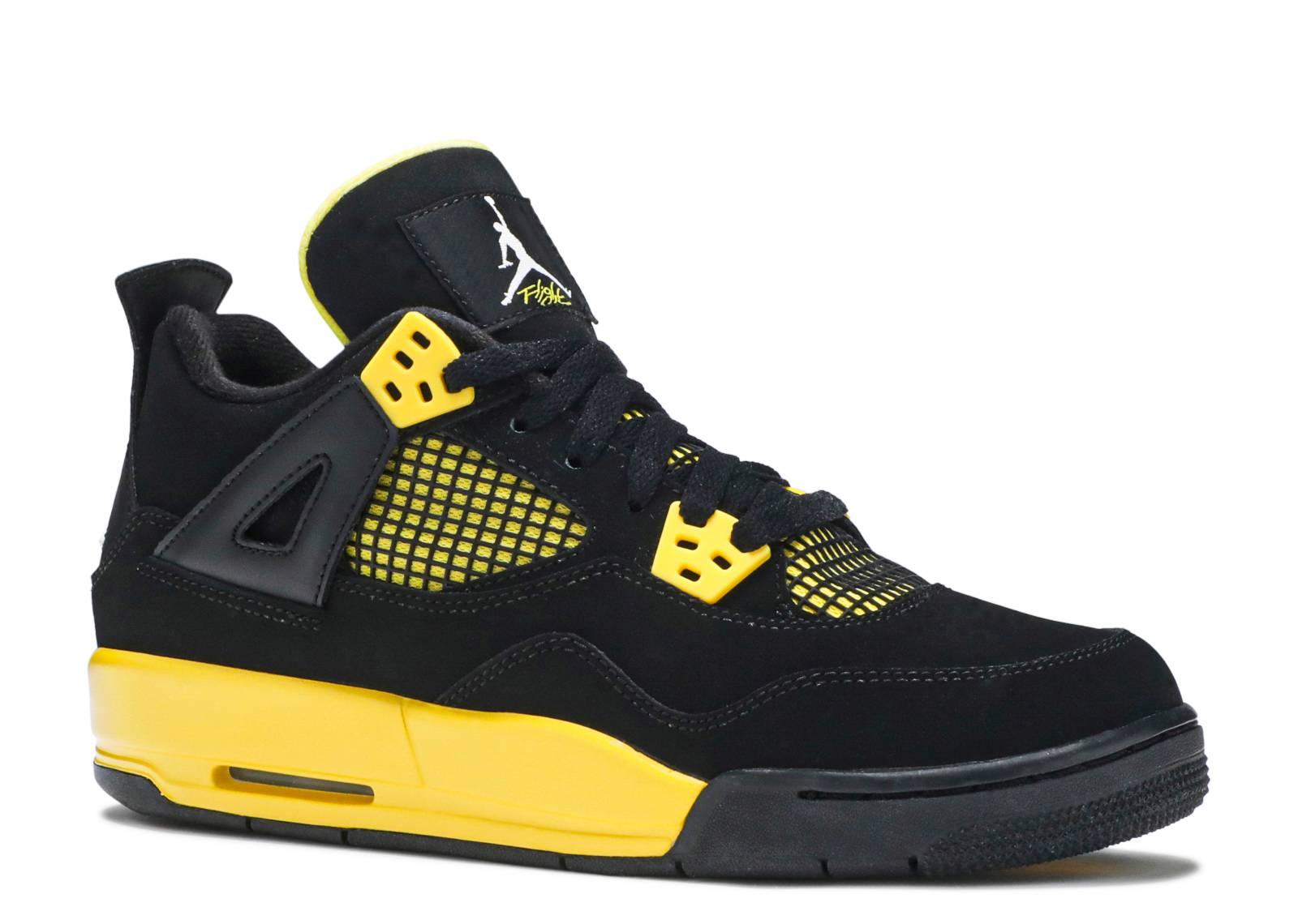 premium selection 46847 beb84 Air Jordan 4 Retro (gs)