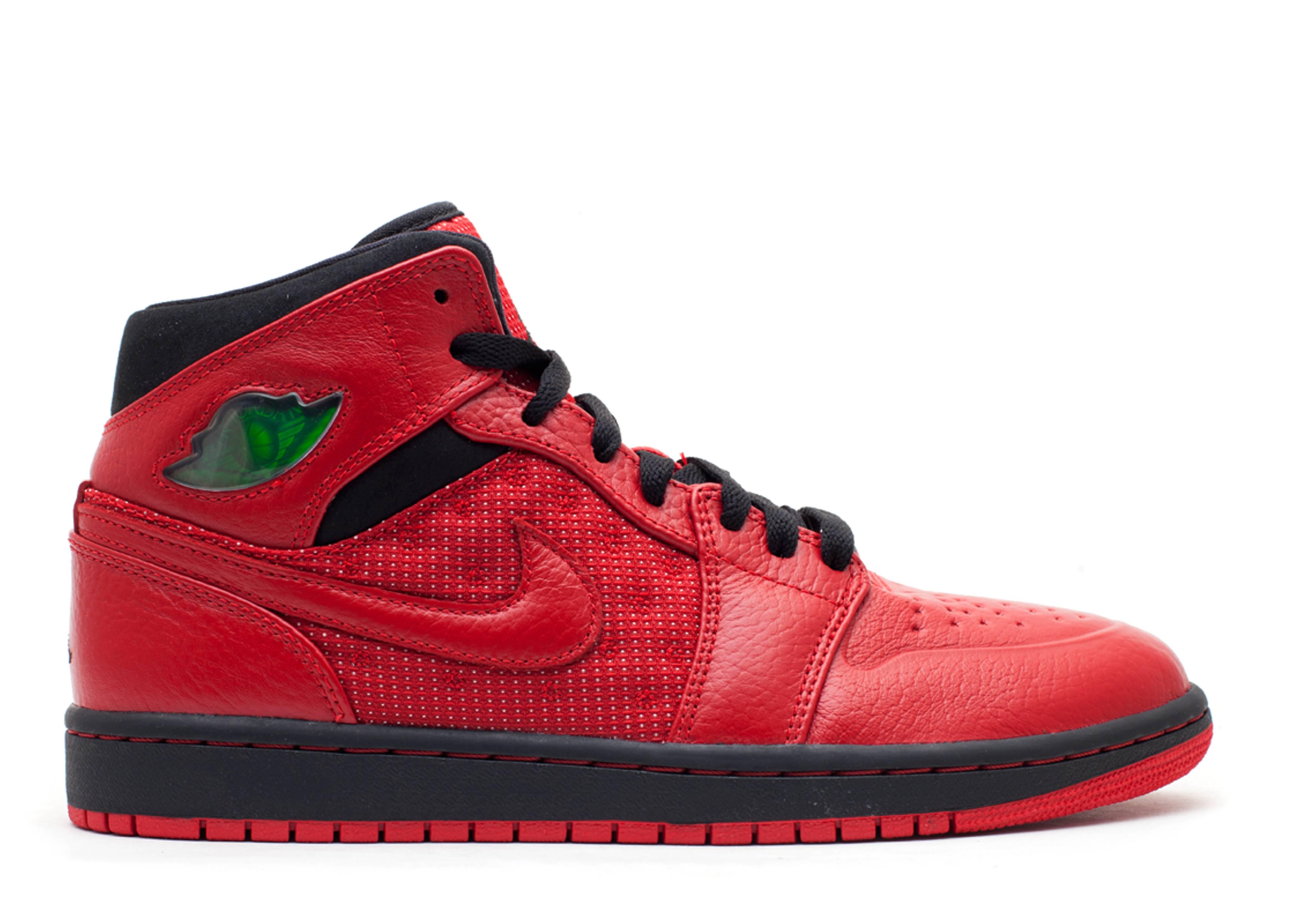 Air Jordan 1 Retro 97 Txt - Salle De Gym Rouge  / Jordan Noir