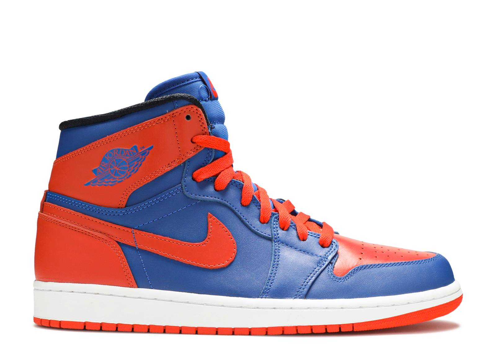 Nike Air Jordan 1 Retro Hi OG New York Knicks Game Blue Orange