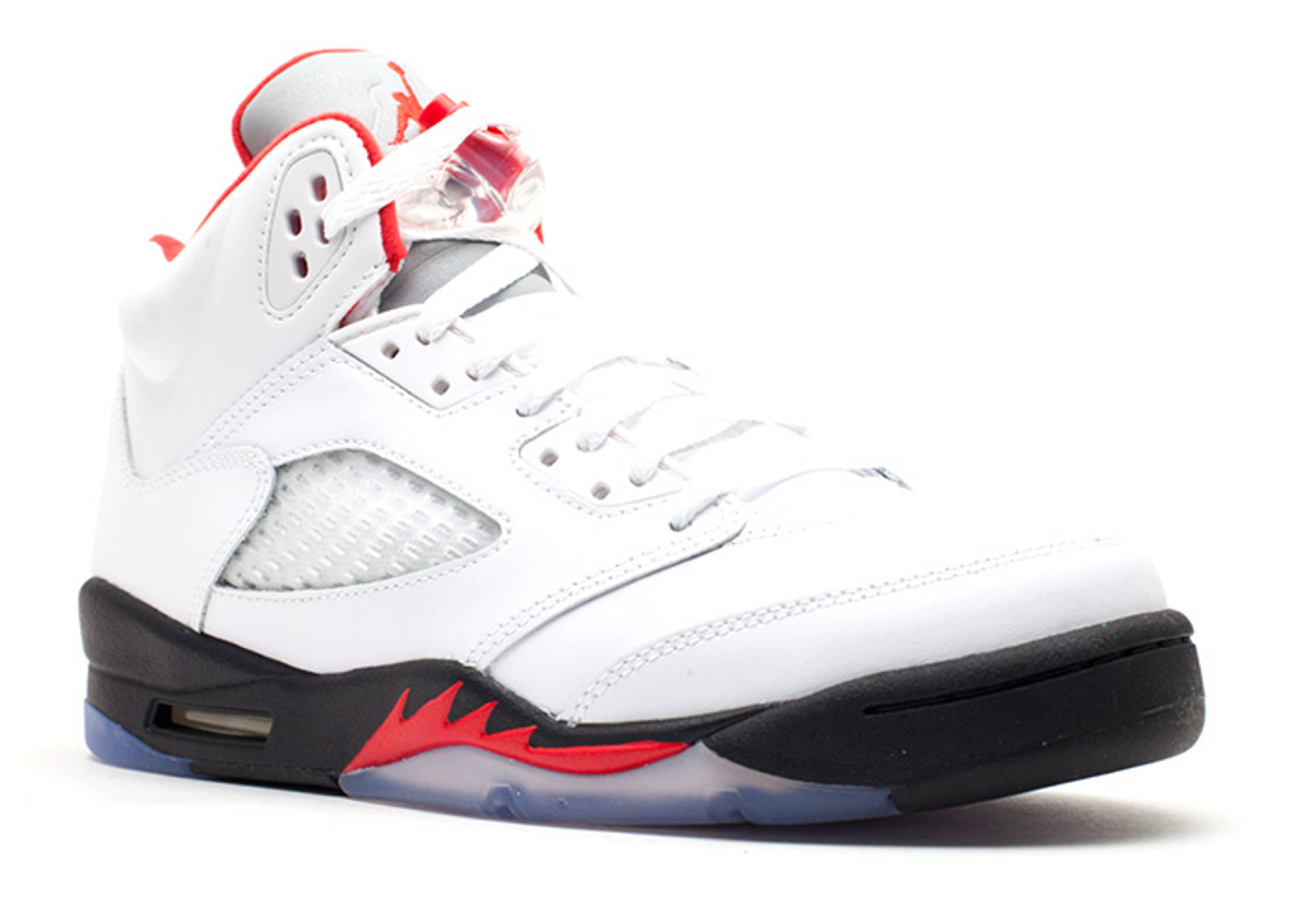 buy popular 946b2 d28e3 ... discount jordan 5 fire red 3m tongue 97bdb 28e33