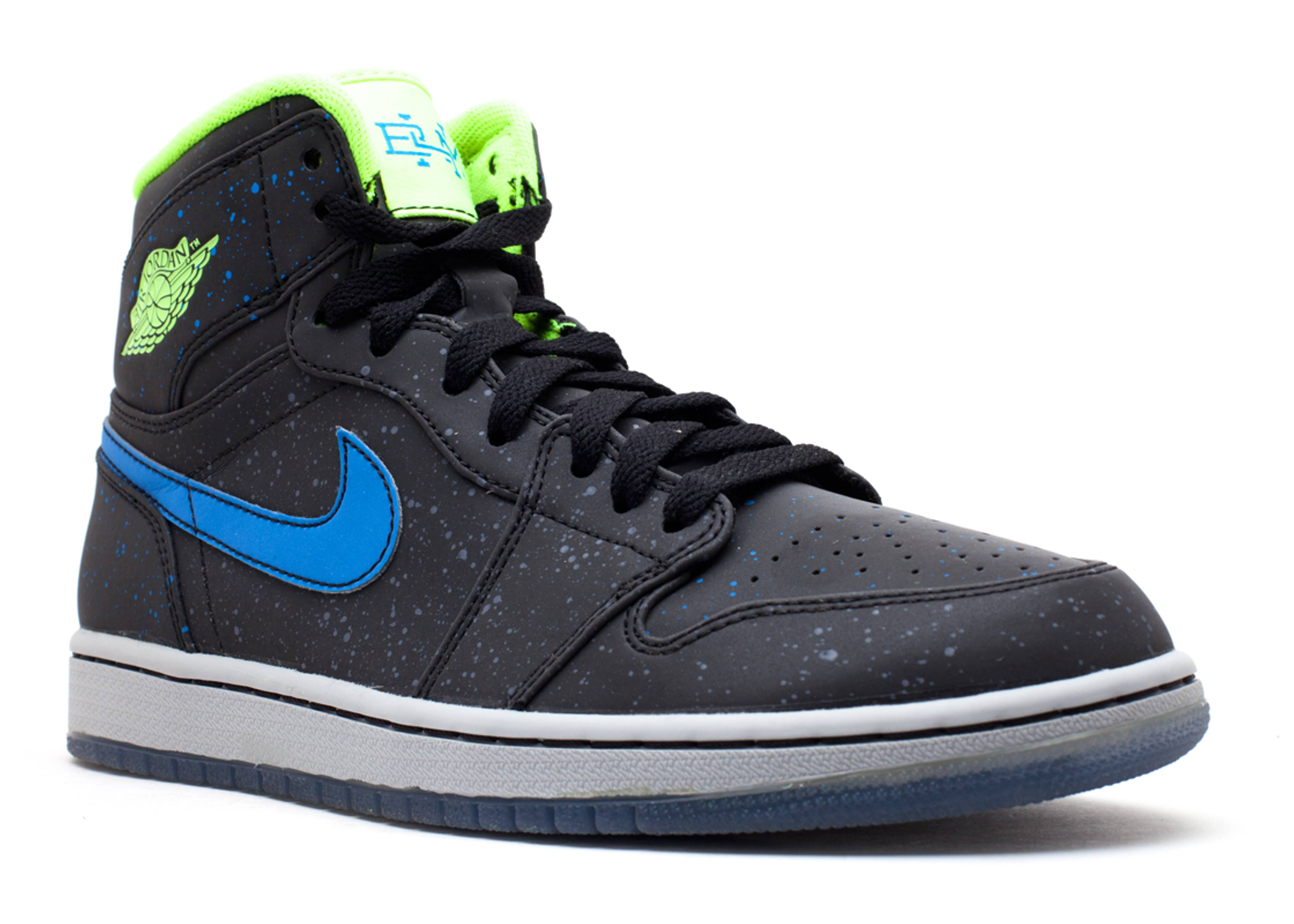 Cheap Nike Air Jordan 1 High - BHM #579591-012 Consignment