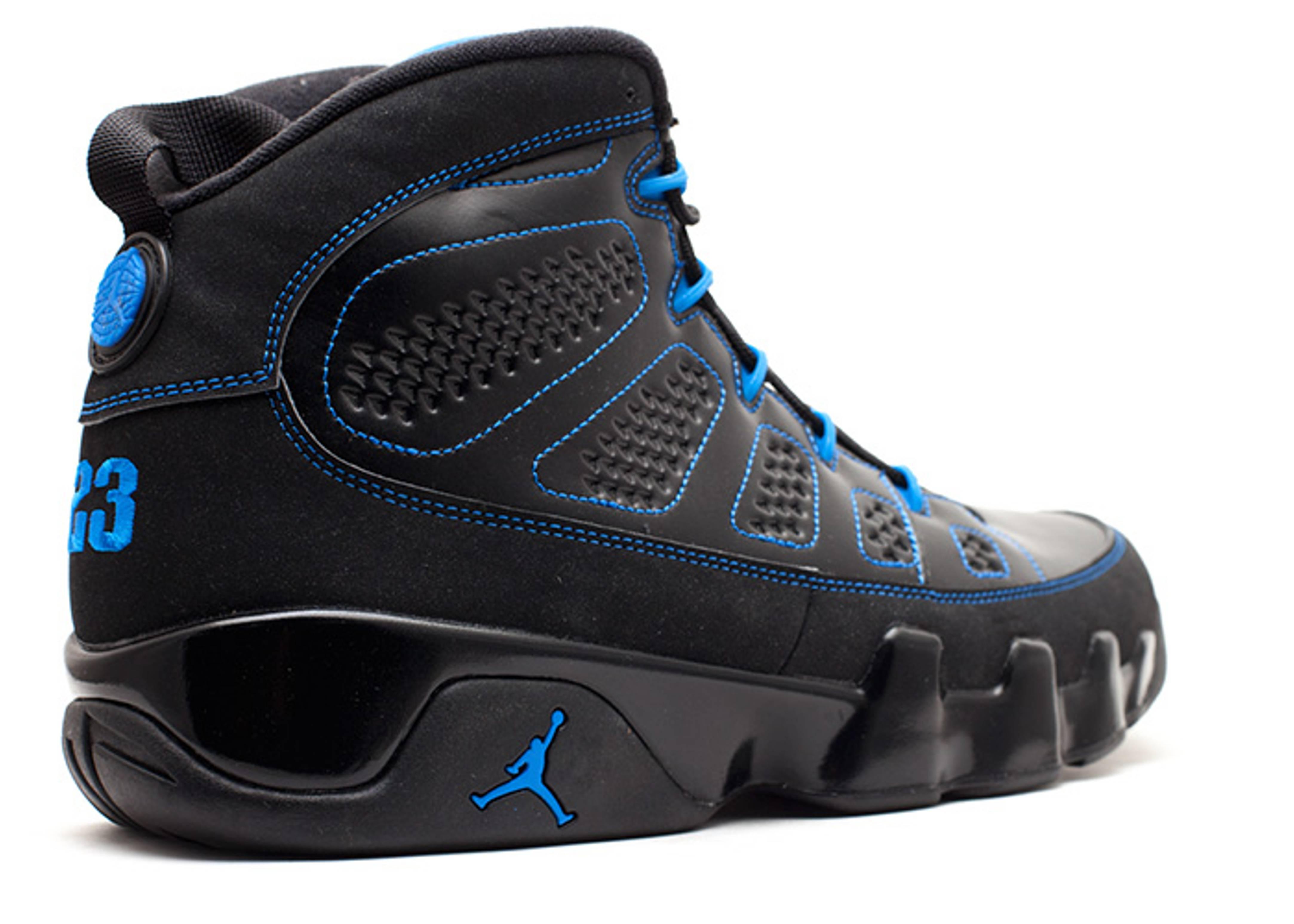 Jordan 9 Blue