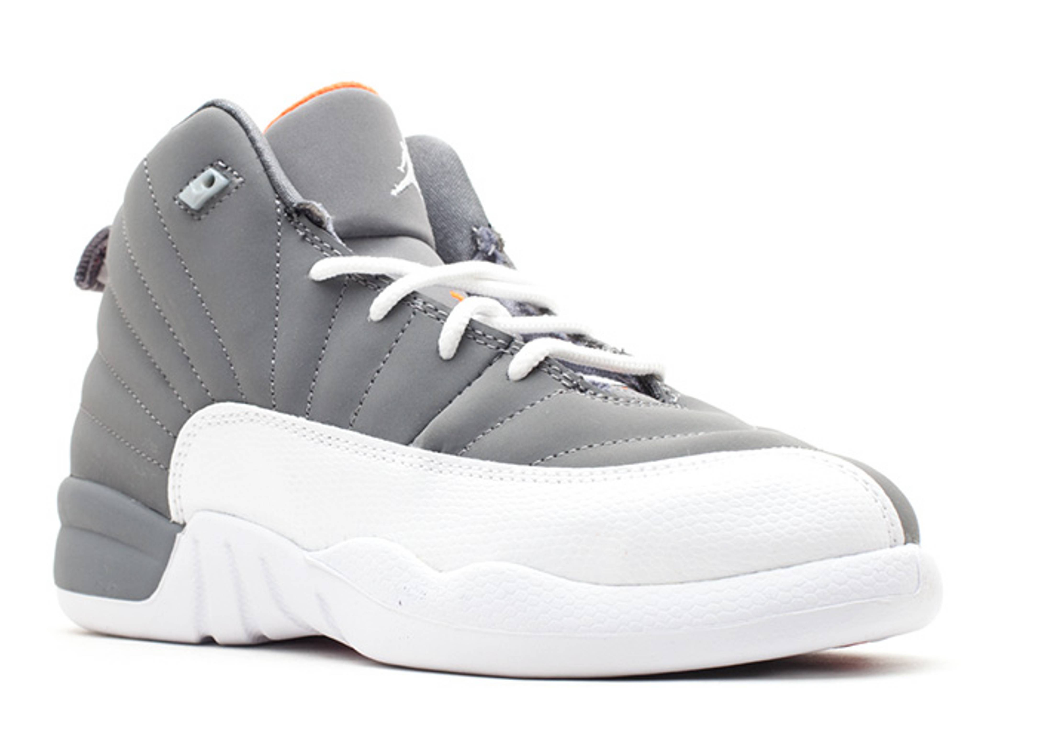 huge discount 2e5d0 63543 Jordan 12 Retro (ps) - Air Jordan - 151186 012 - cool grey ...