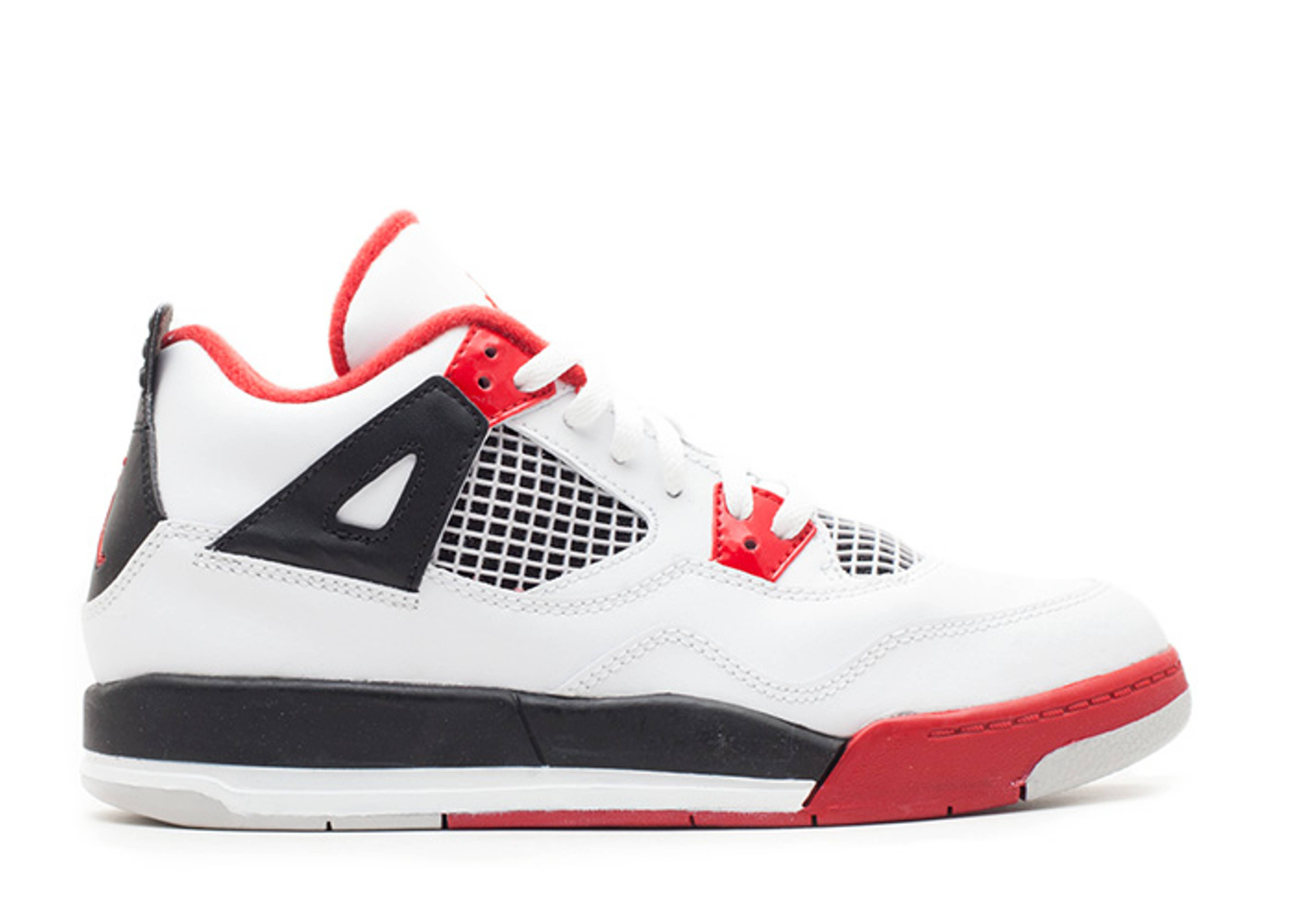 "air jordan 4 retro (ps) ""2012 release"""