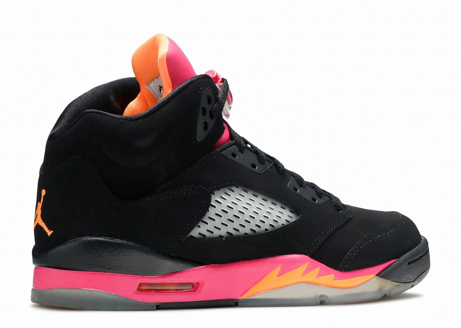 Girls Air Jordan 5 Retro (gs)