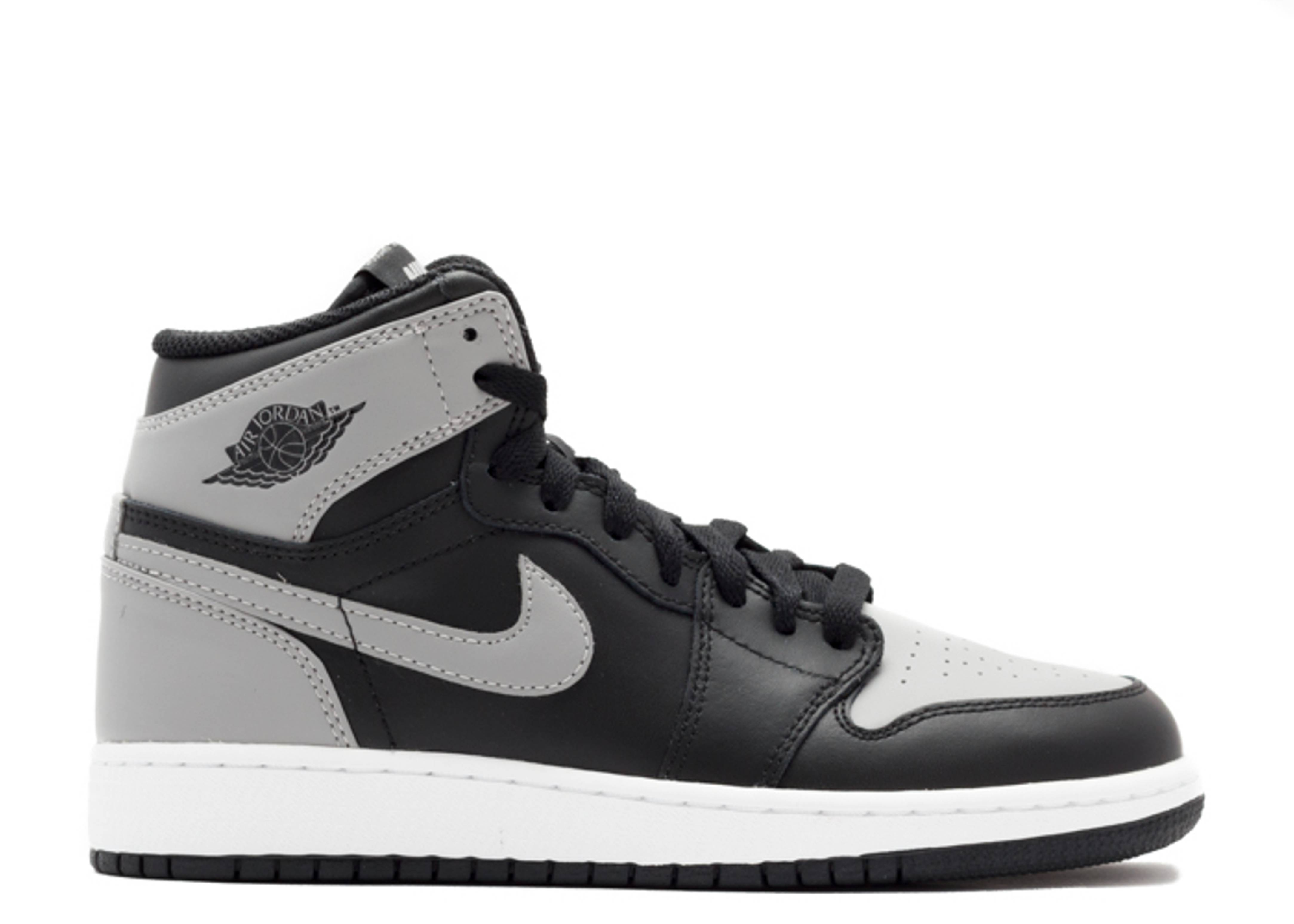 "air jordan 1 retro high og gs ""shadow"""