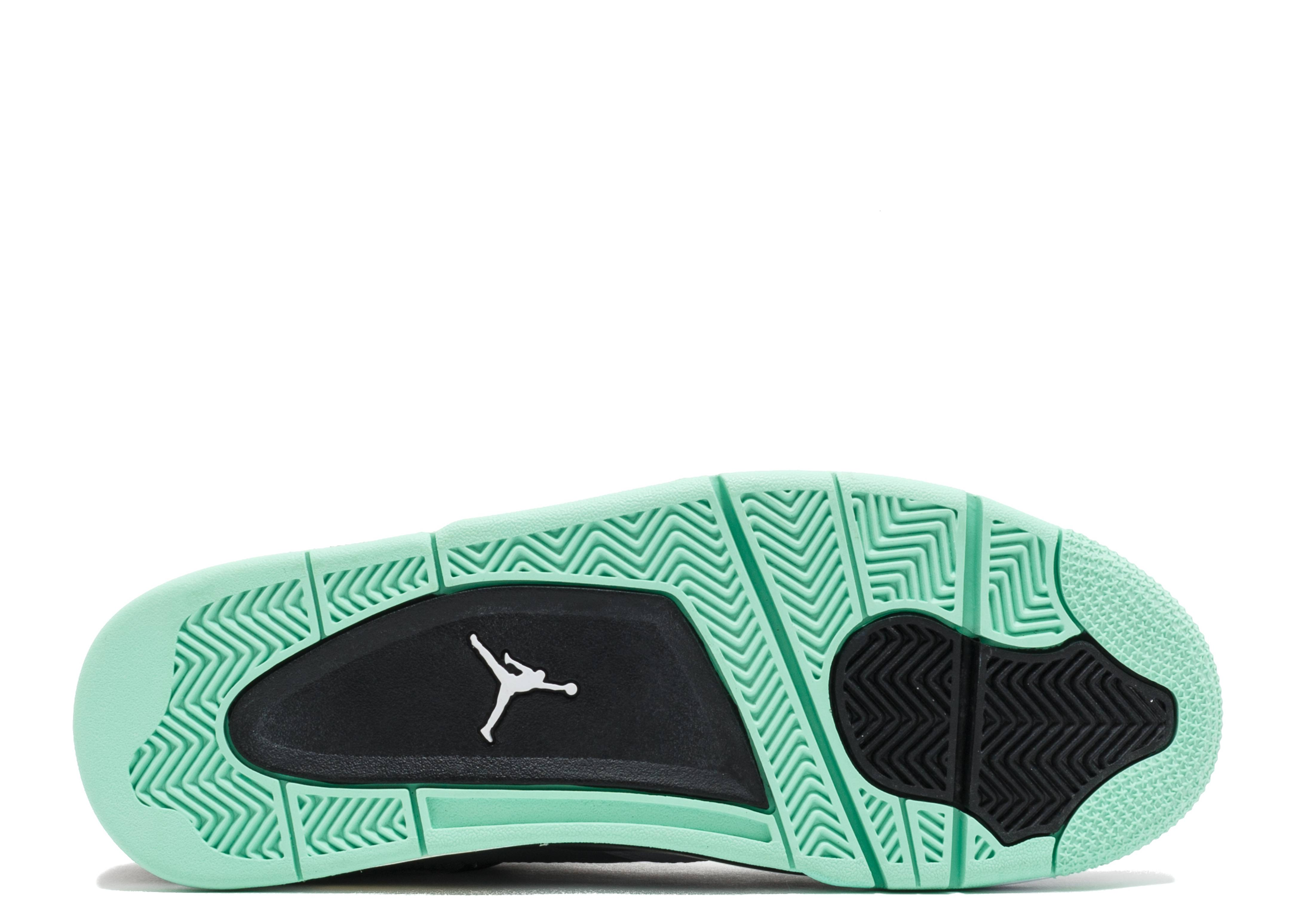 detailed look 17d45 9bf2f coupon for how much do the air jordan 4 vert glow cost 184ae ...