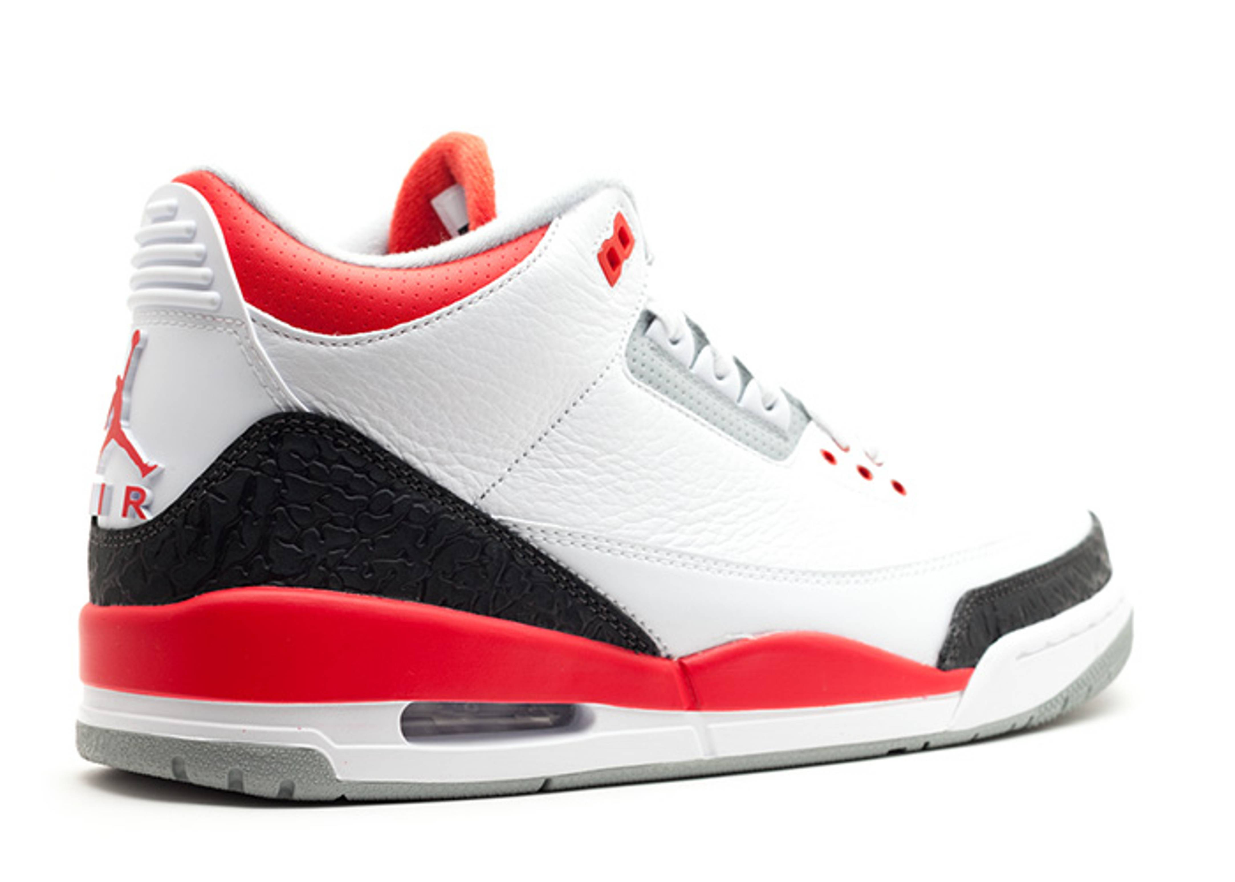 """Air Jordan 3 Retro """"2013 Release"""" - Air Jordan - 136064 ..."""