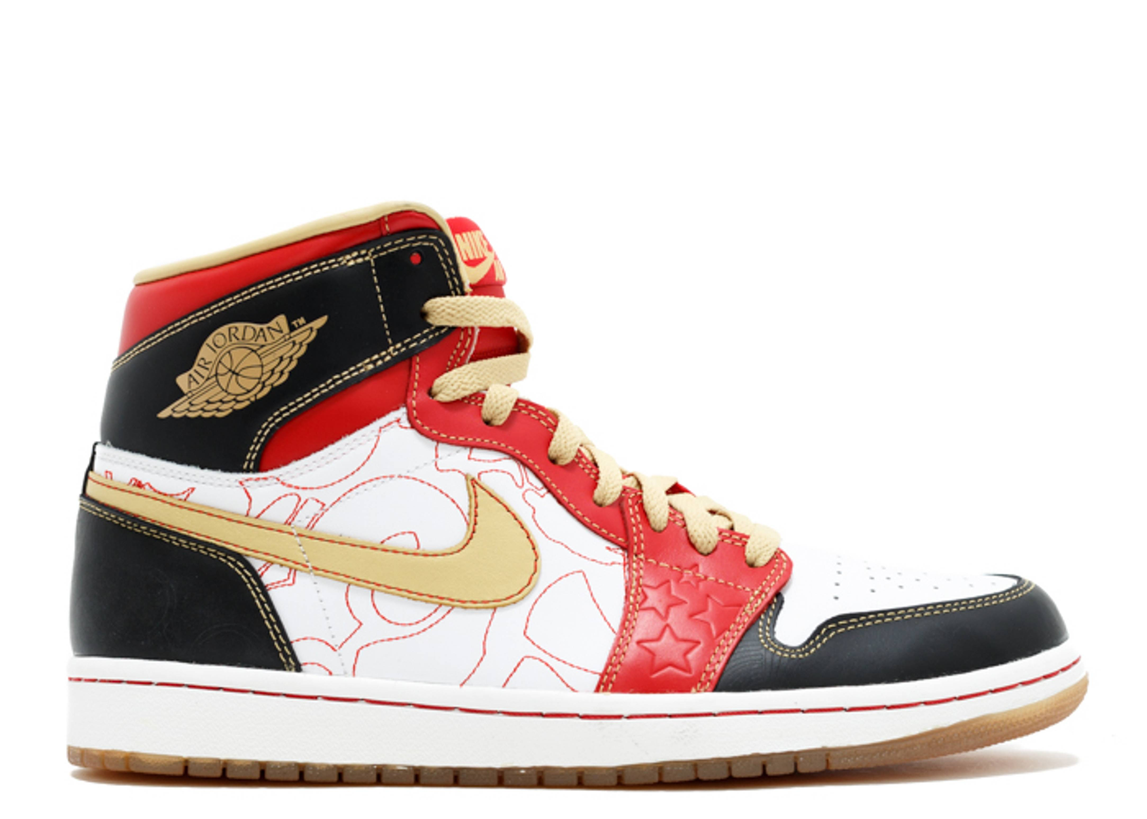 "air jordan 1 retro high og ""ignite shanghai"""