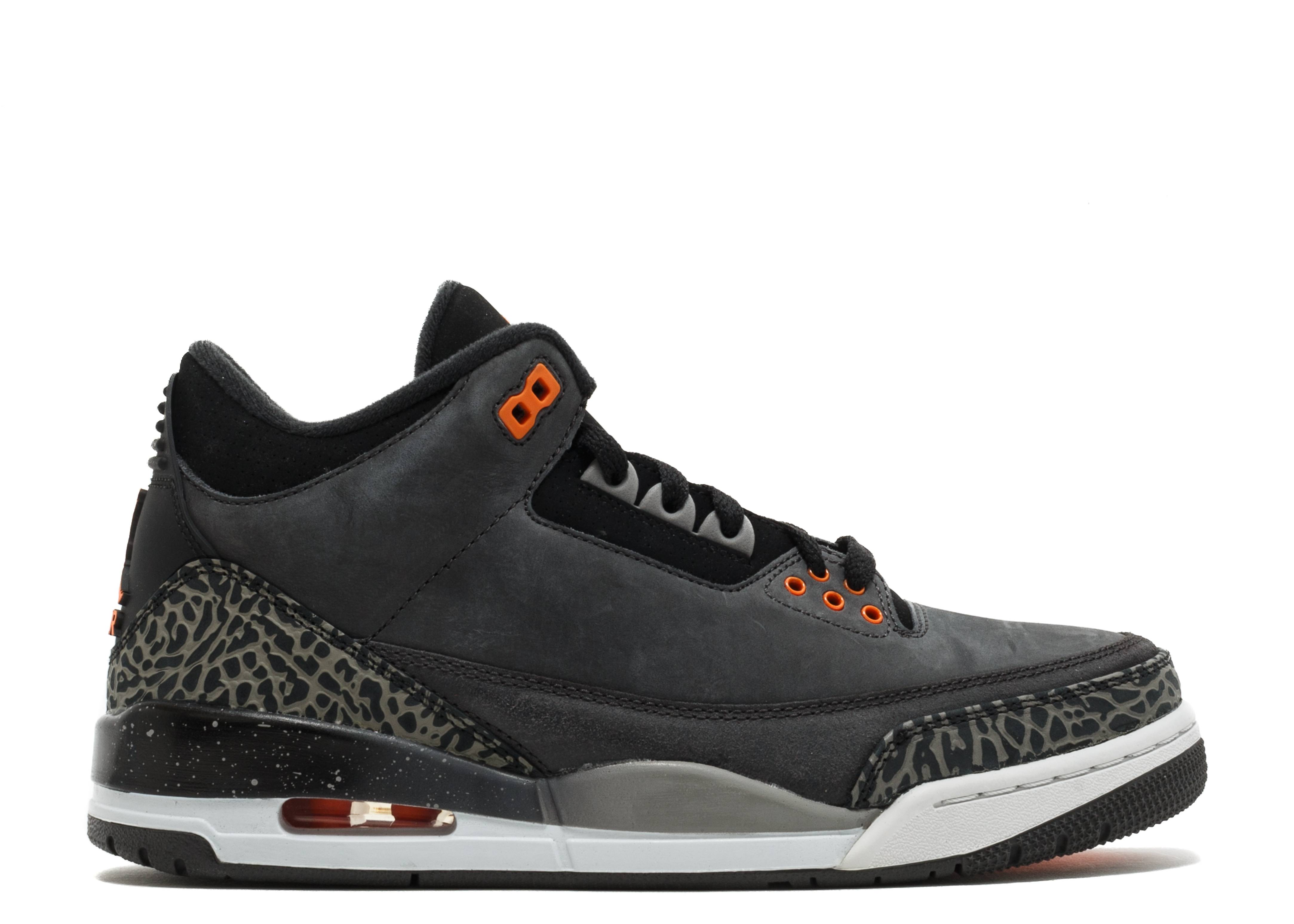"air jordan 3 retro ""fear pack"""