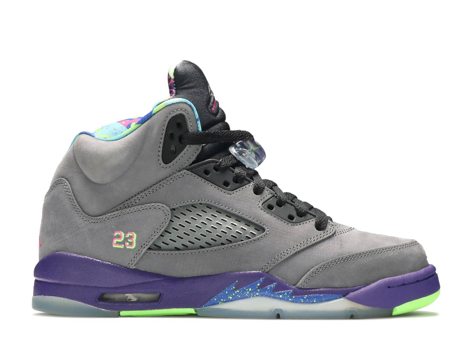 "air jordan 5 retro (gs) ""bel-air"""