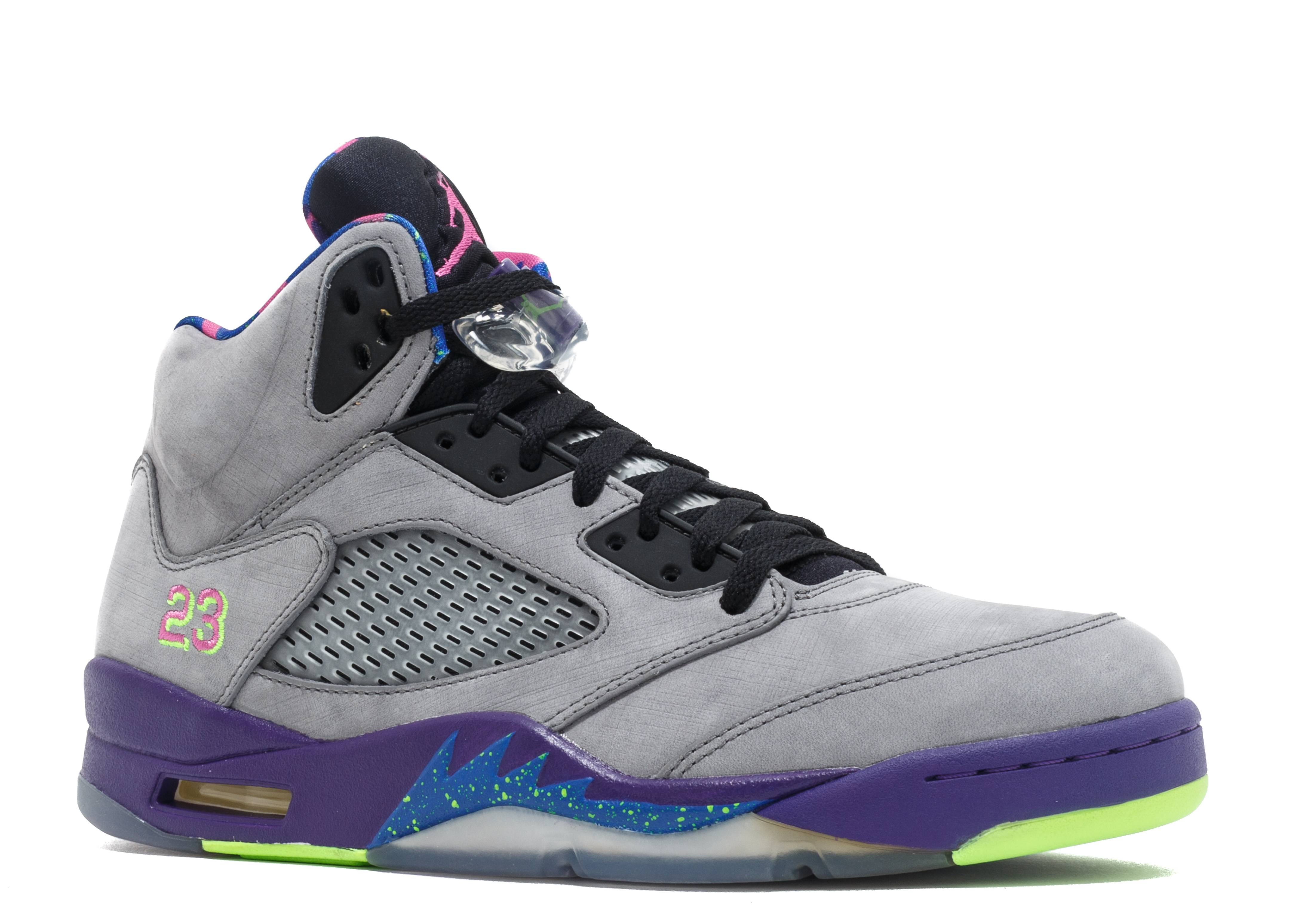 air jordan 5 retro bel air air jordan 621958 090 cl gry clb pnk crt prpl gm ryl flight club