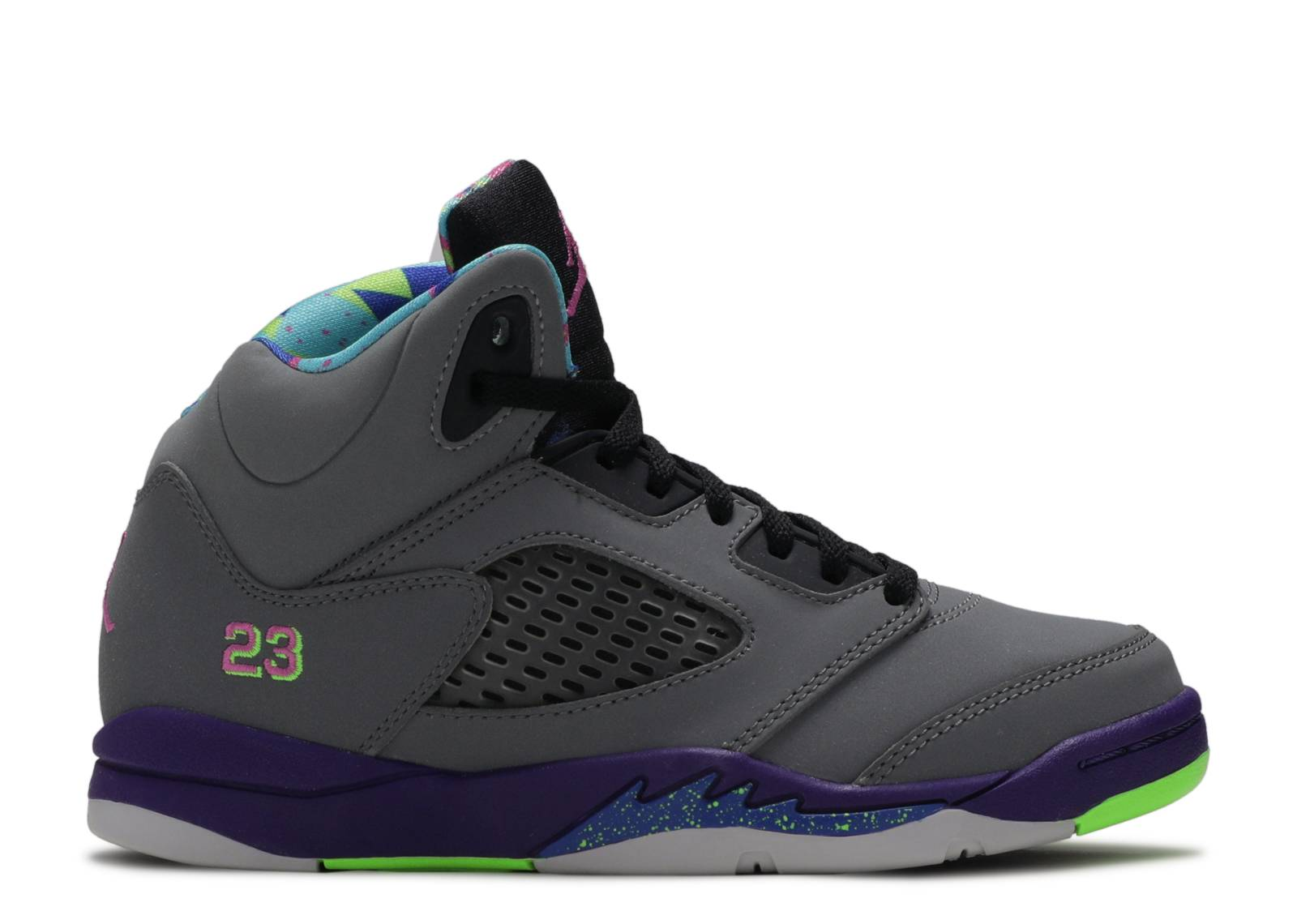"jordan 5 retro (ps) ""bel-air"""