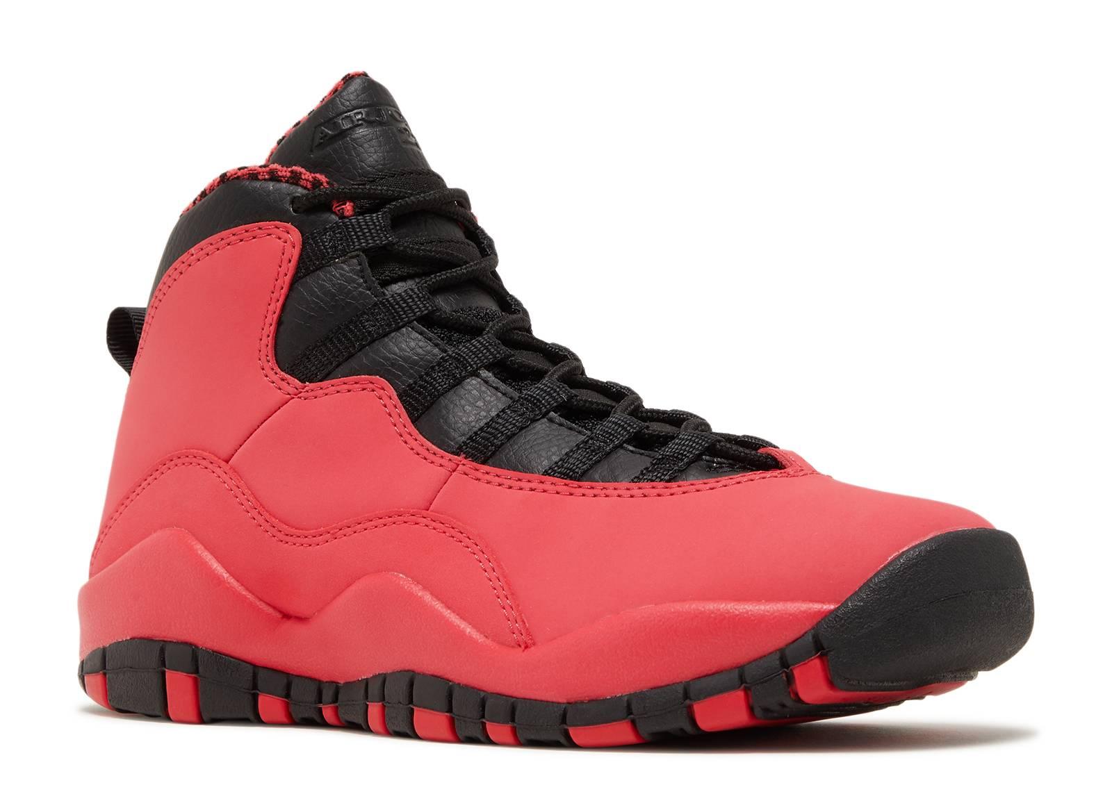 Girls Air Jordan 10 Retro (gs) - 208.2KB