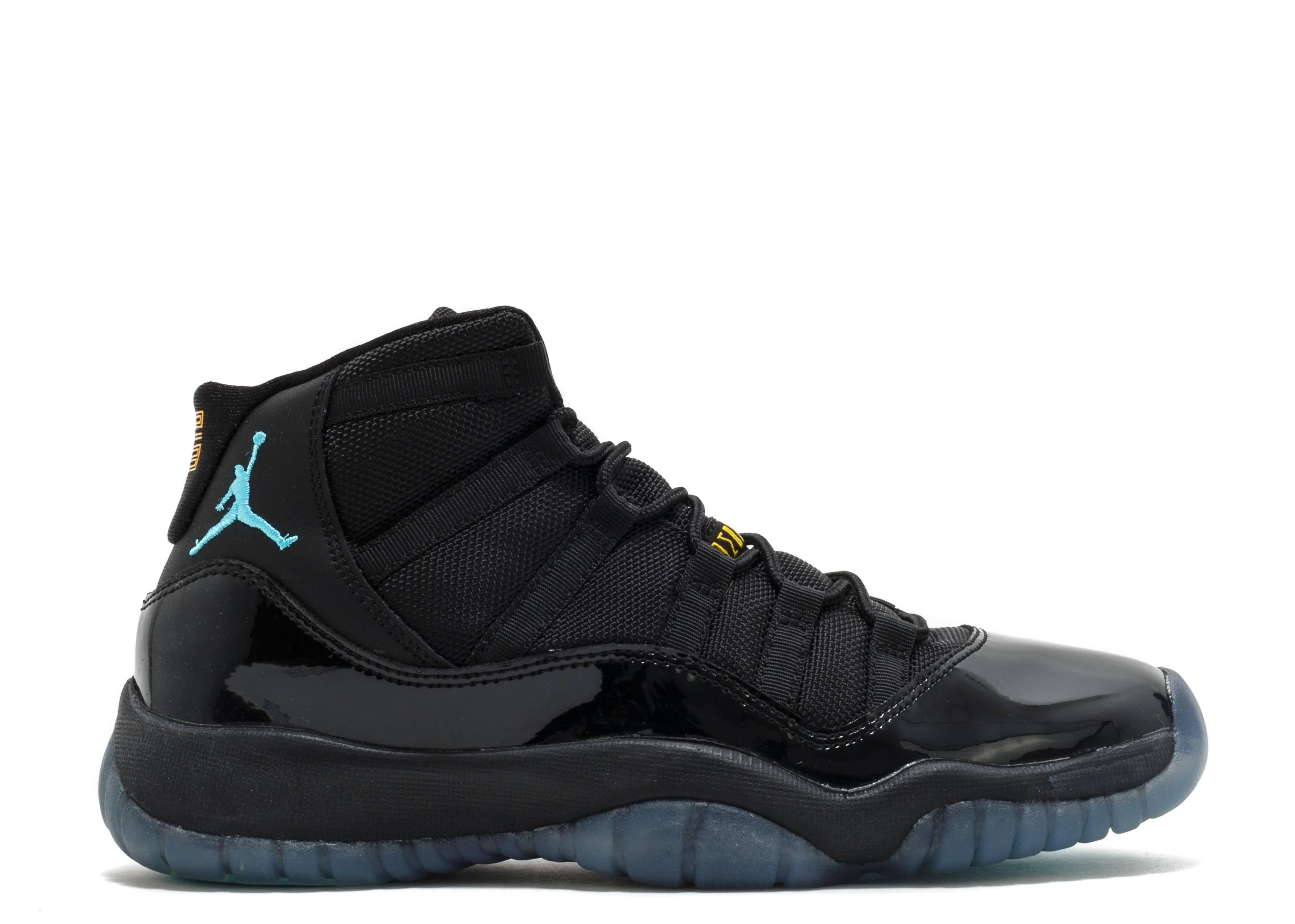 """air jordan 11 retro (gs) """"gamma blue"""""""