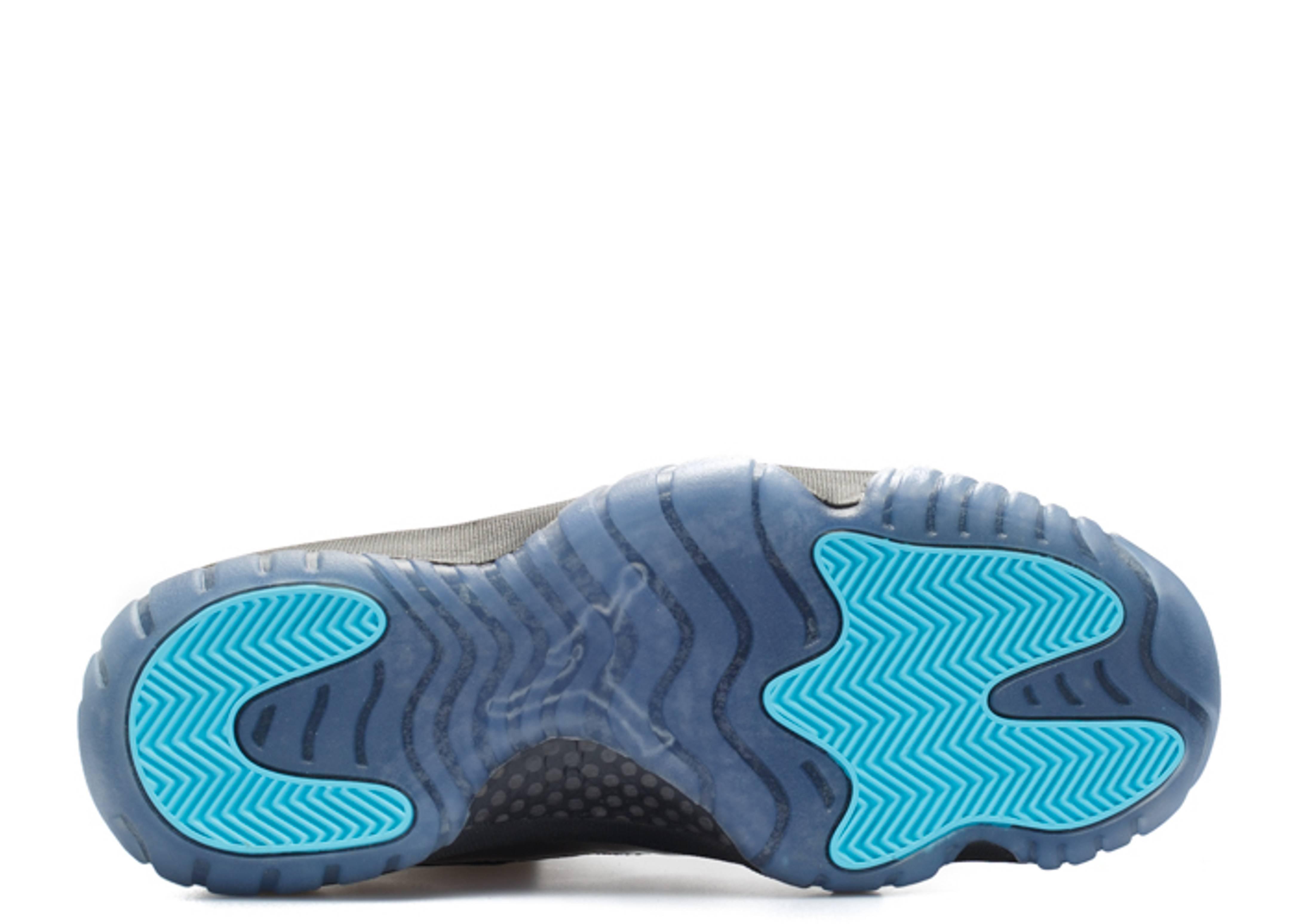 air jordan 11 black gamma blue