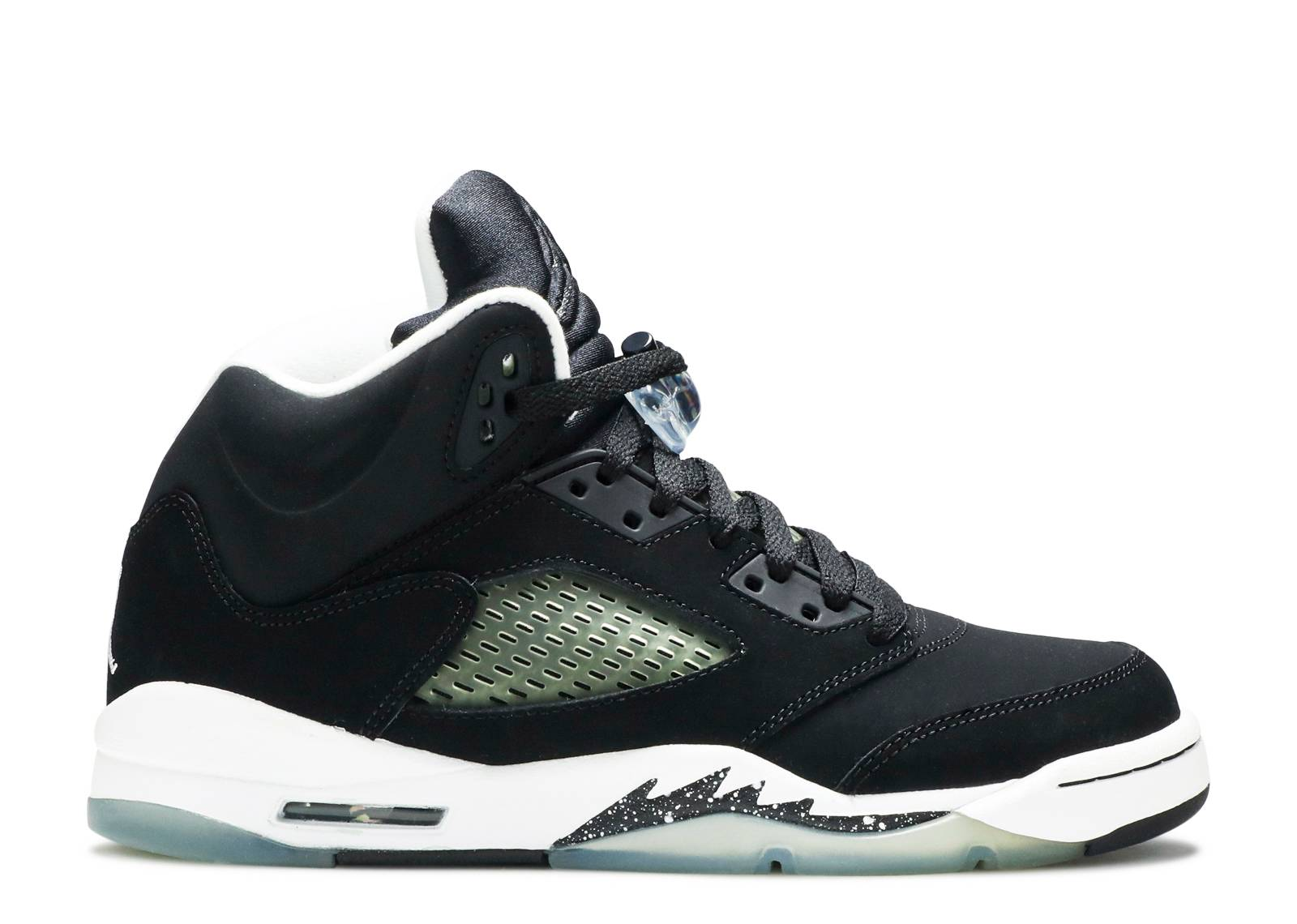"air jordan 5 retro (gs) ""oreo"""