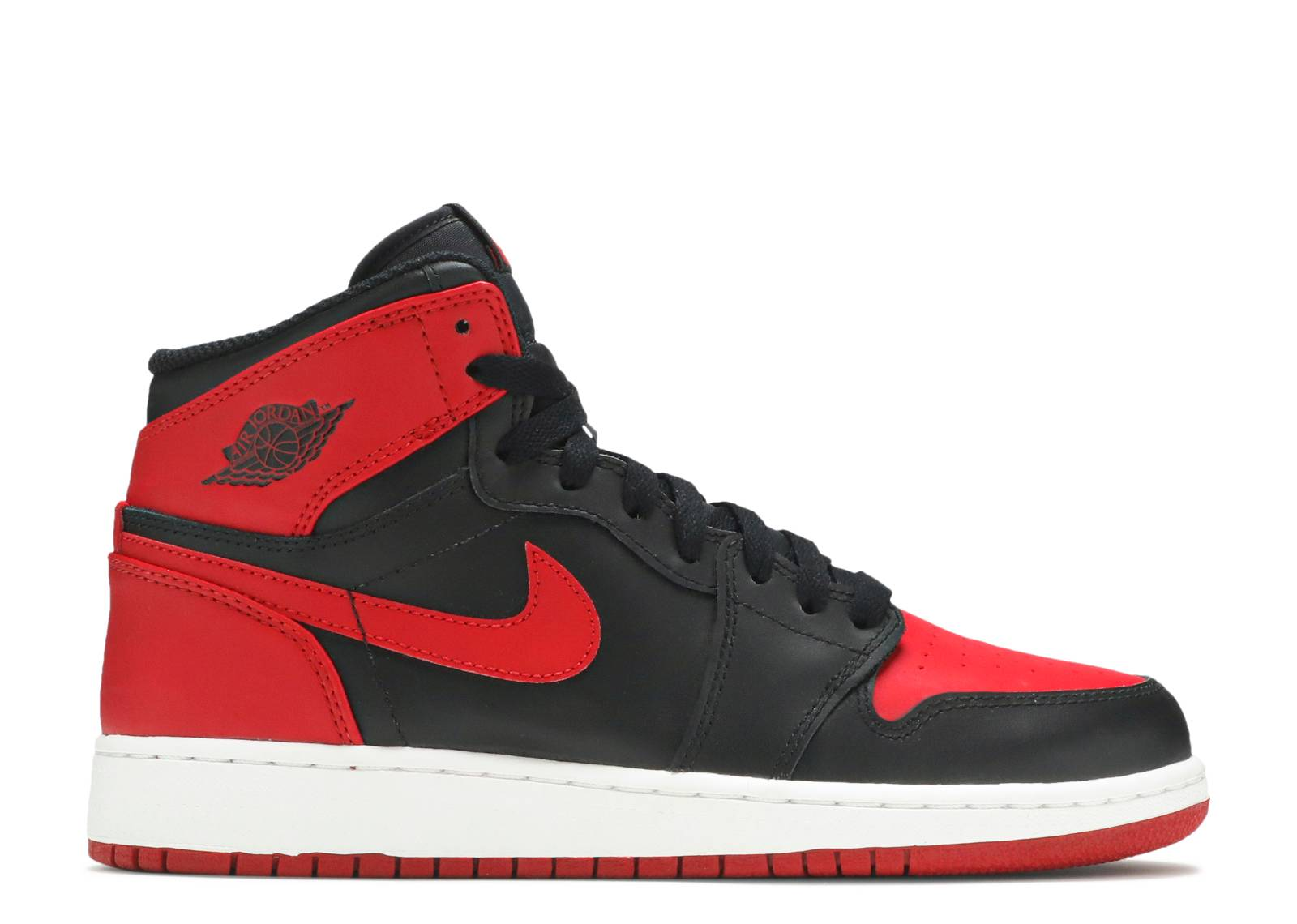 nike air jordan 1 retro high og rosse